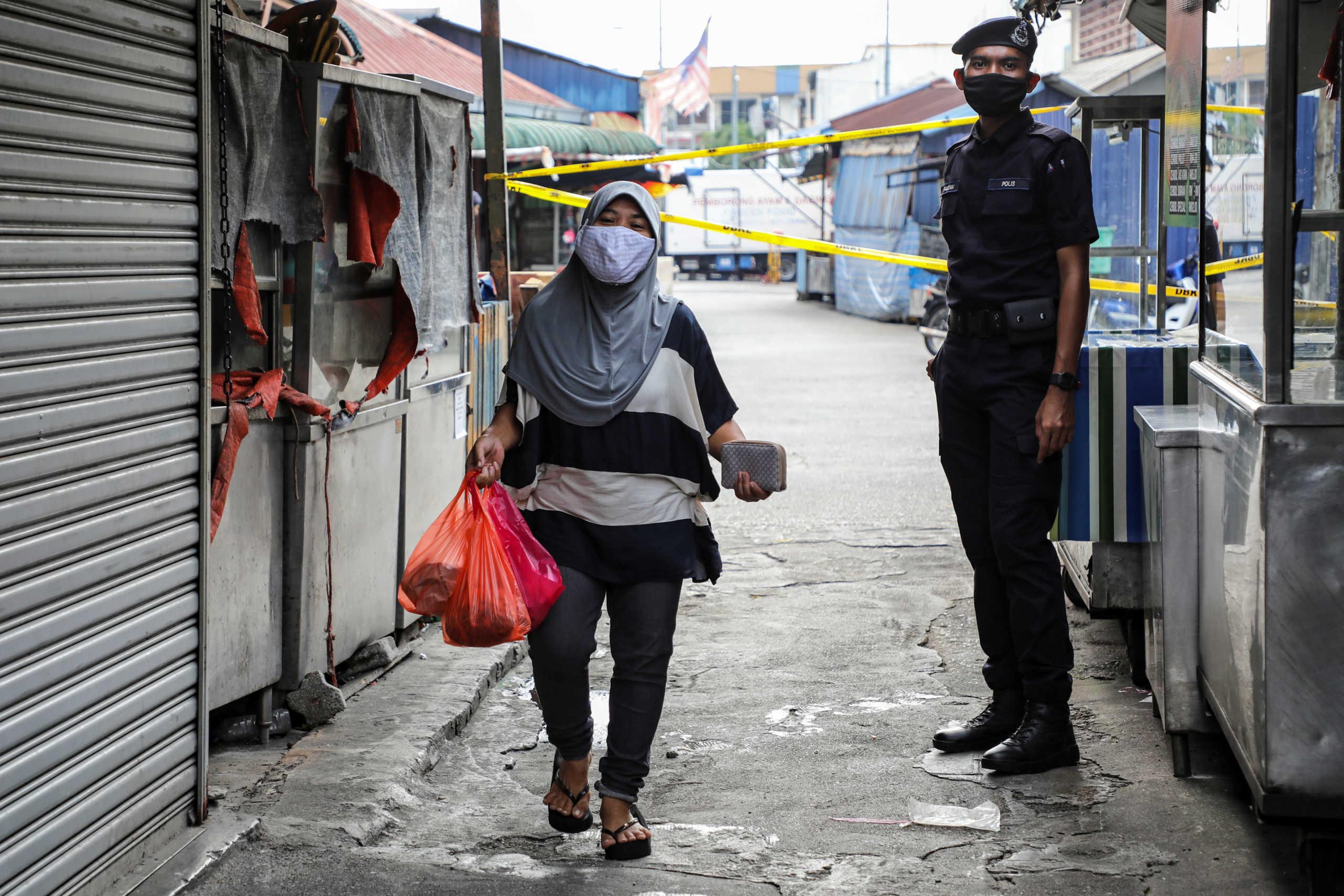 Νέα κύματα κορονοϊού σε Μαλαισία και Ταϊλάνδη