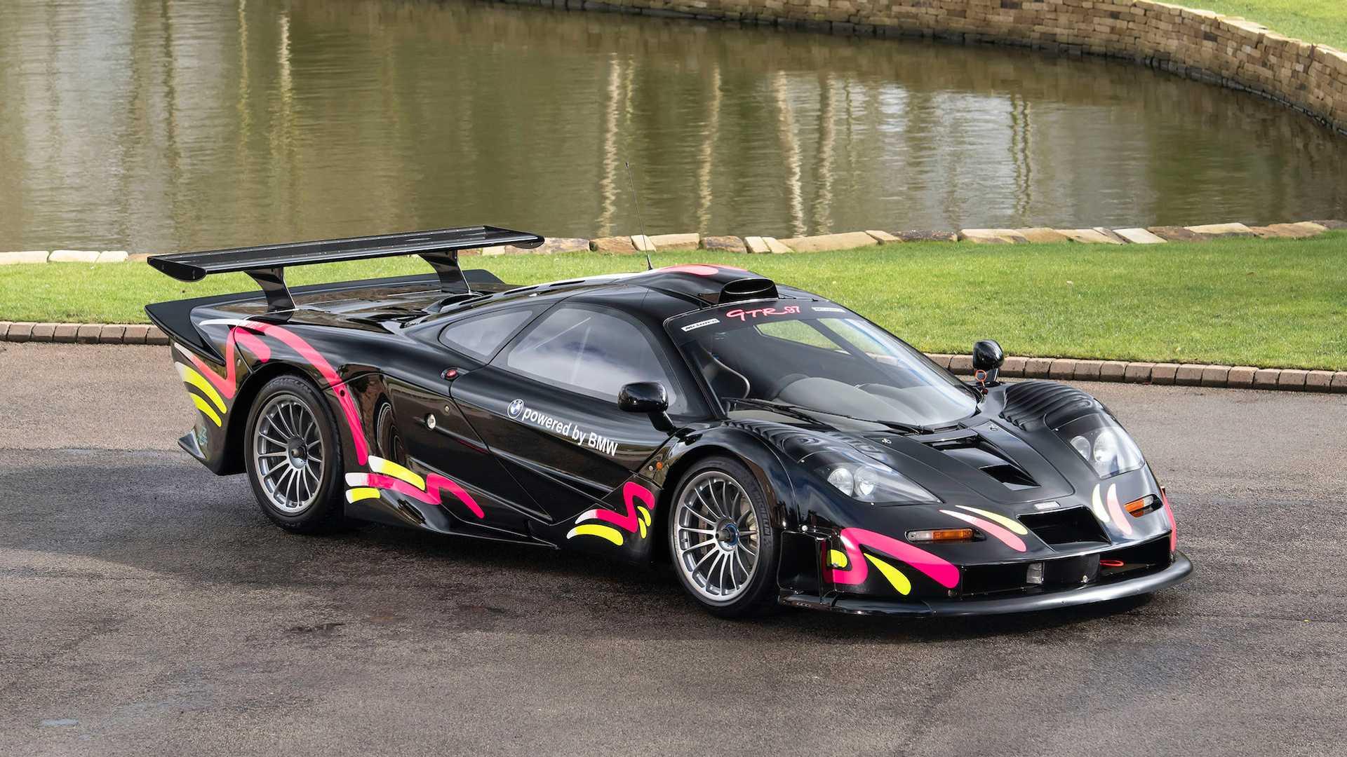 Πόσο λέτε ότι πωλείται η πρώτη McLaren F1 GTR Longtail; [vid]