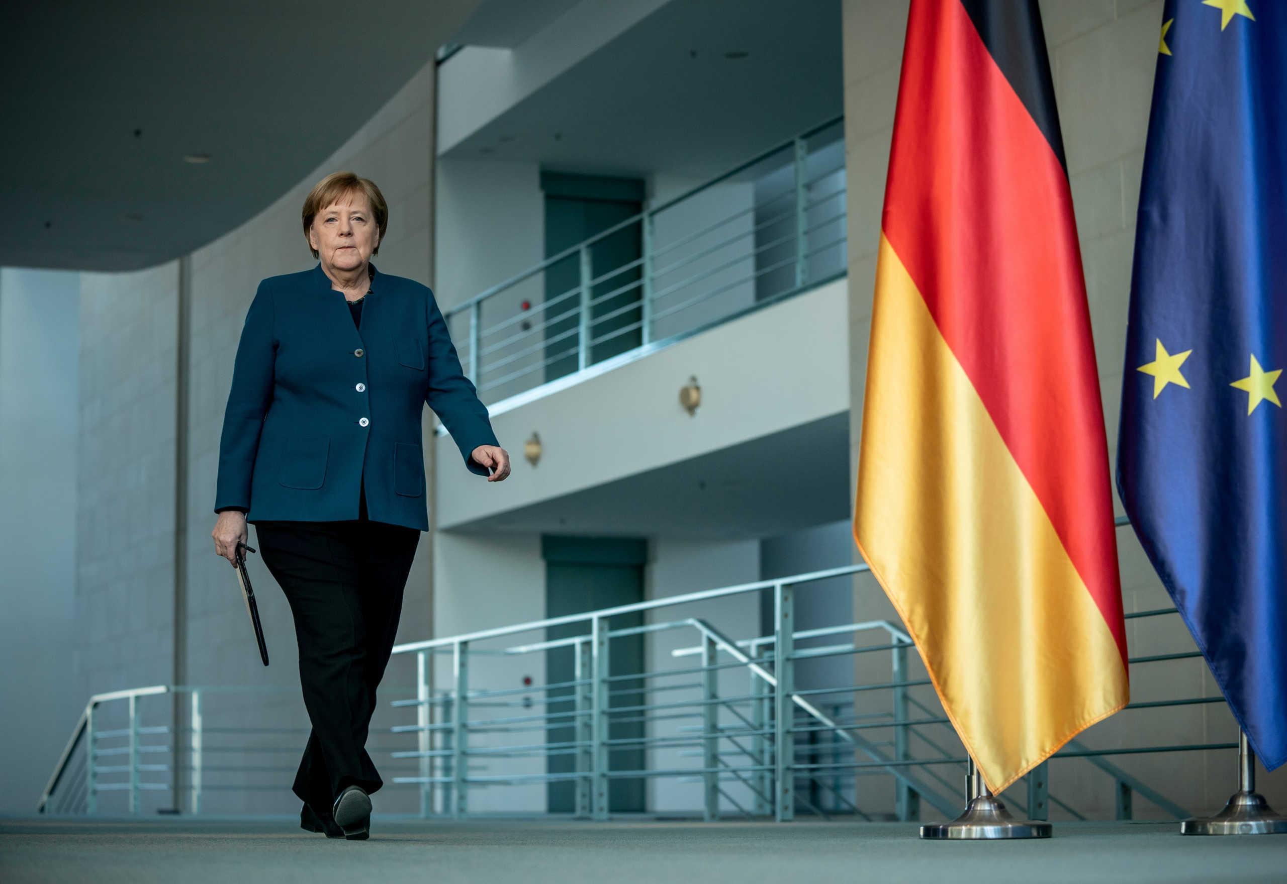 Έλληνες και Γερμανοί ευρωβουλευτές σε Μέρκελ: Όχι στην πώληση υποβρυχίων στην Τουρκία