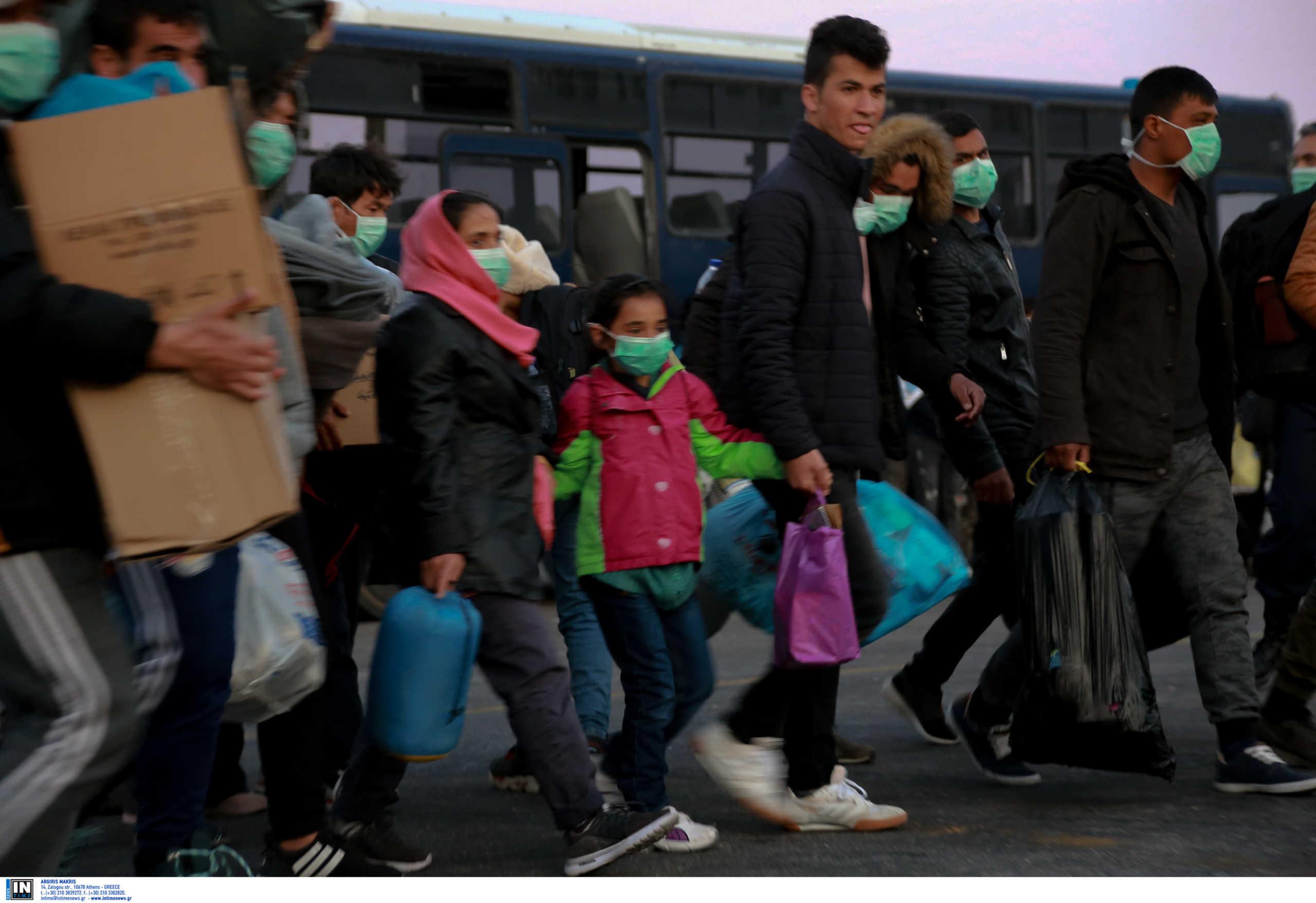 """Μετανάστες προσφεύγουν στο ΣτΕ κατά της ΠΝΠ που """"παγώνει"""" τις αιτήσεις ασύλου"""