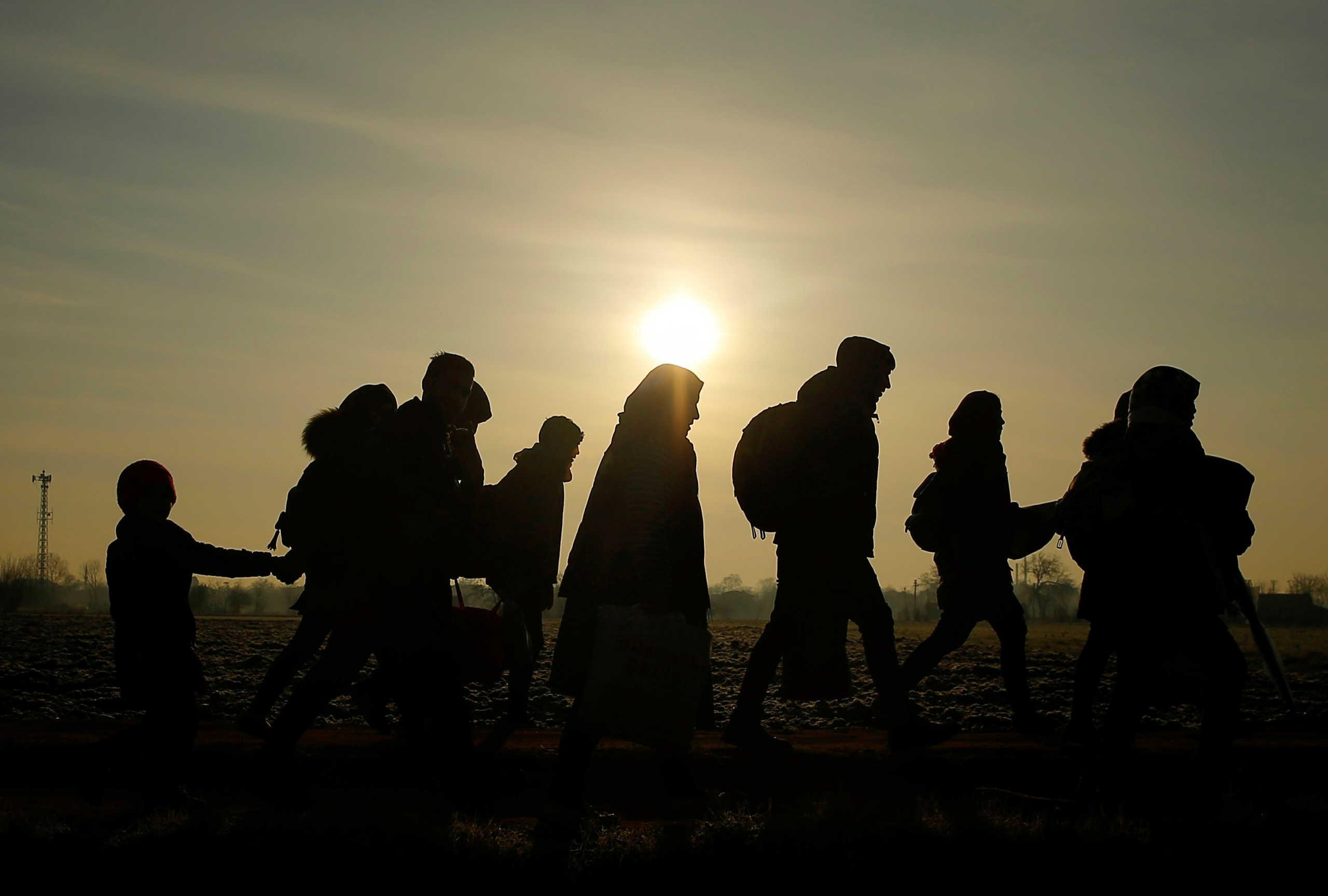 Καστανιές: Πούλησαν ελπίδα οι Τούρκοι στα καραβάνια των μεταναστών