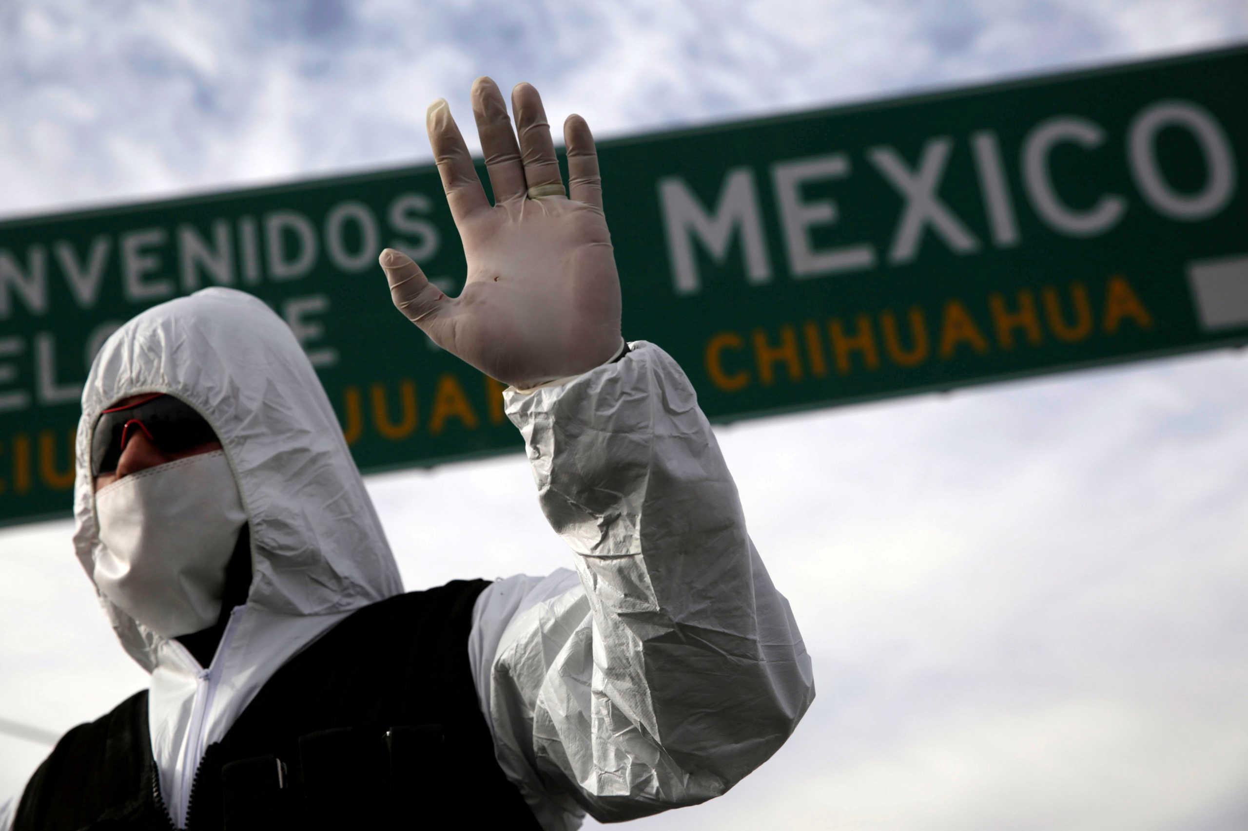 Κορονοϊός: 1.035 νεκροί στο Μεξικό, 358 κρούσματα στον Ισημερινό