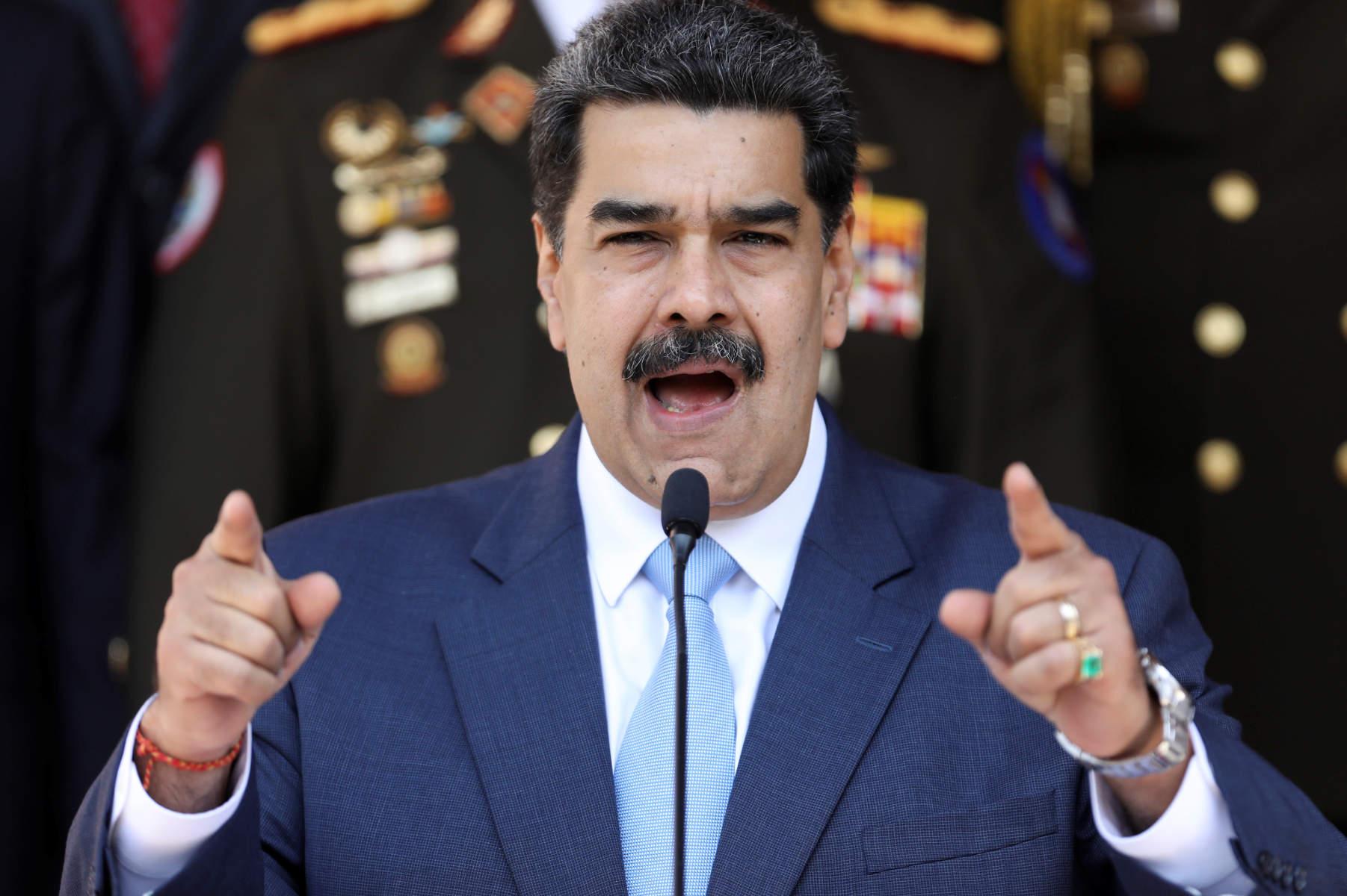 Μαδούρο: Η Βενεζουέλα θα παράγει πάνω από 2 εκατ. δόσεις εμβολίου της Κούβας κάθε μήνα