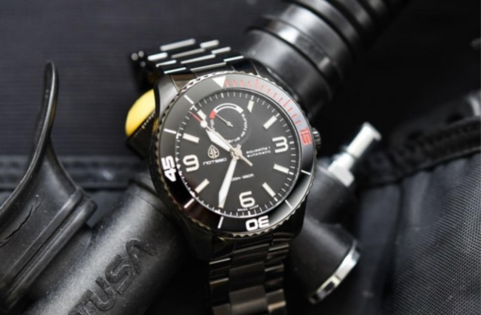Ένα πανέμορφο και προσιτό καταδυτικό ρολόι για καλό σκοπό