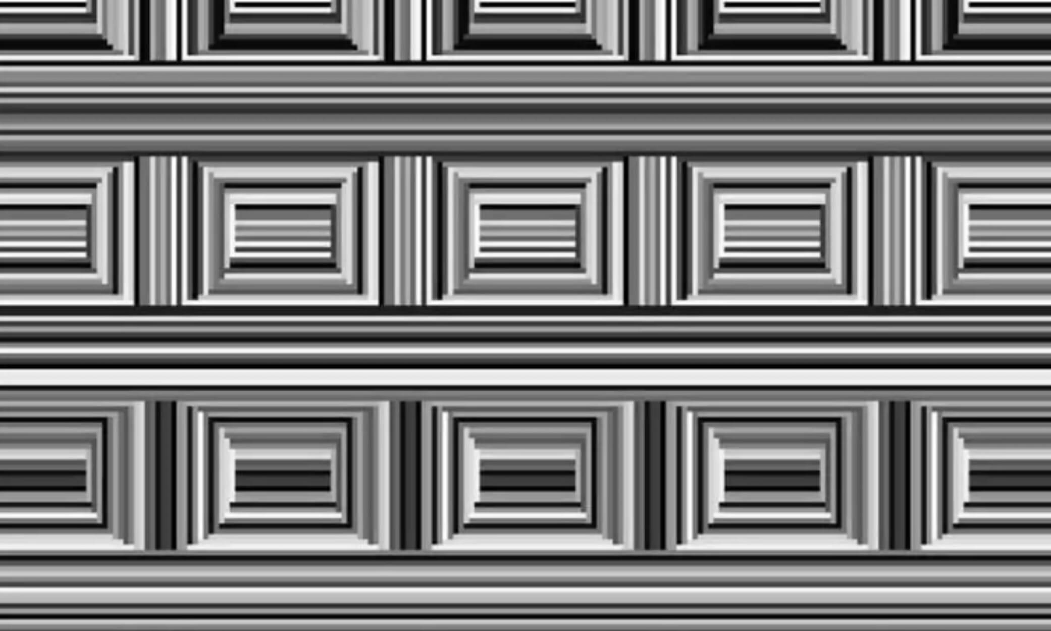 Οφθαλμαπάτη: Εσείς πόσους κύκλους μπορείτε να δείτε σε αυτή την εικόνα;