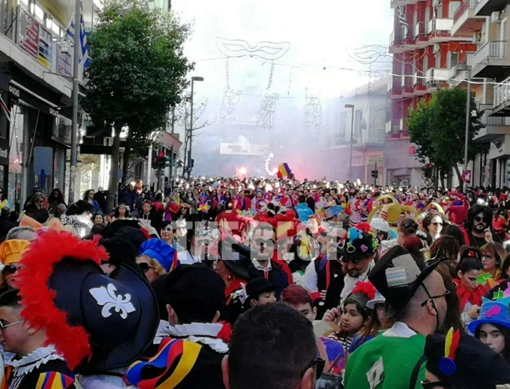 """Κορονοϊός: """"Απαγορευμένη"""" παρέλαση του Πατρινού Καρναβαλιού! video"""