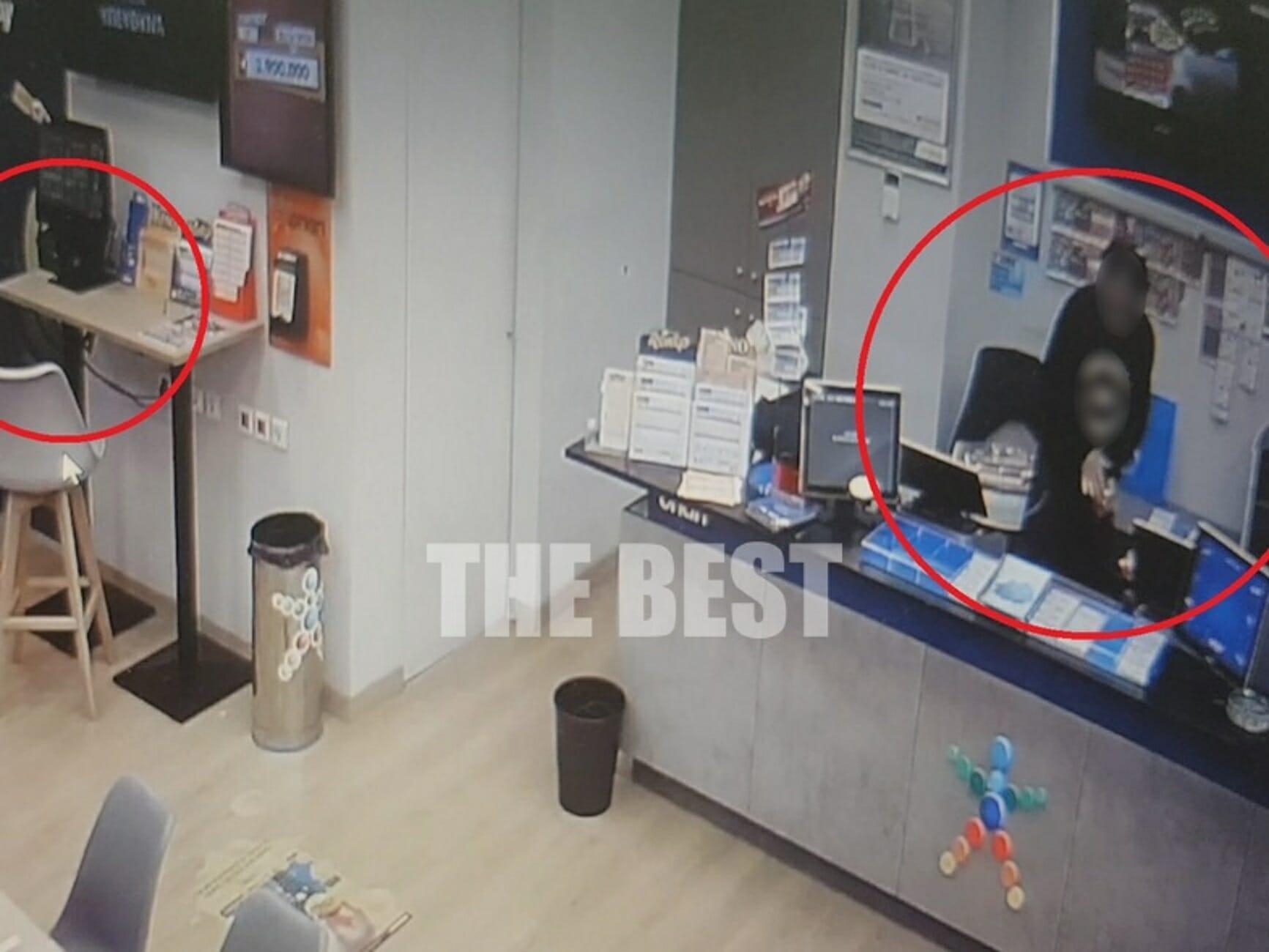 Πάτρα: Μετά τον καφετζή το κλείδωμα! Απίθανη κλοπή 500 ευρώ στην κάμερα (Βίντεο ντοκουμέντο)