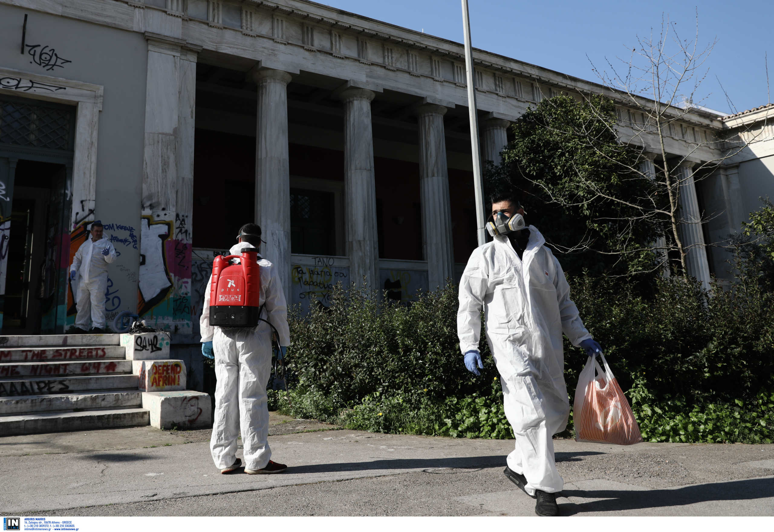 Έκκληση του Προέδρου των Ελλήνων Ιατροδικαστών: «Να γίνονται τεστ κορονοϊού σε όλους τους νεκρούς»