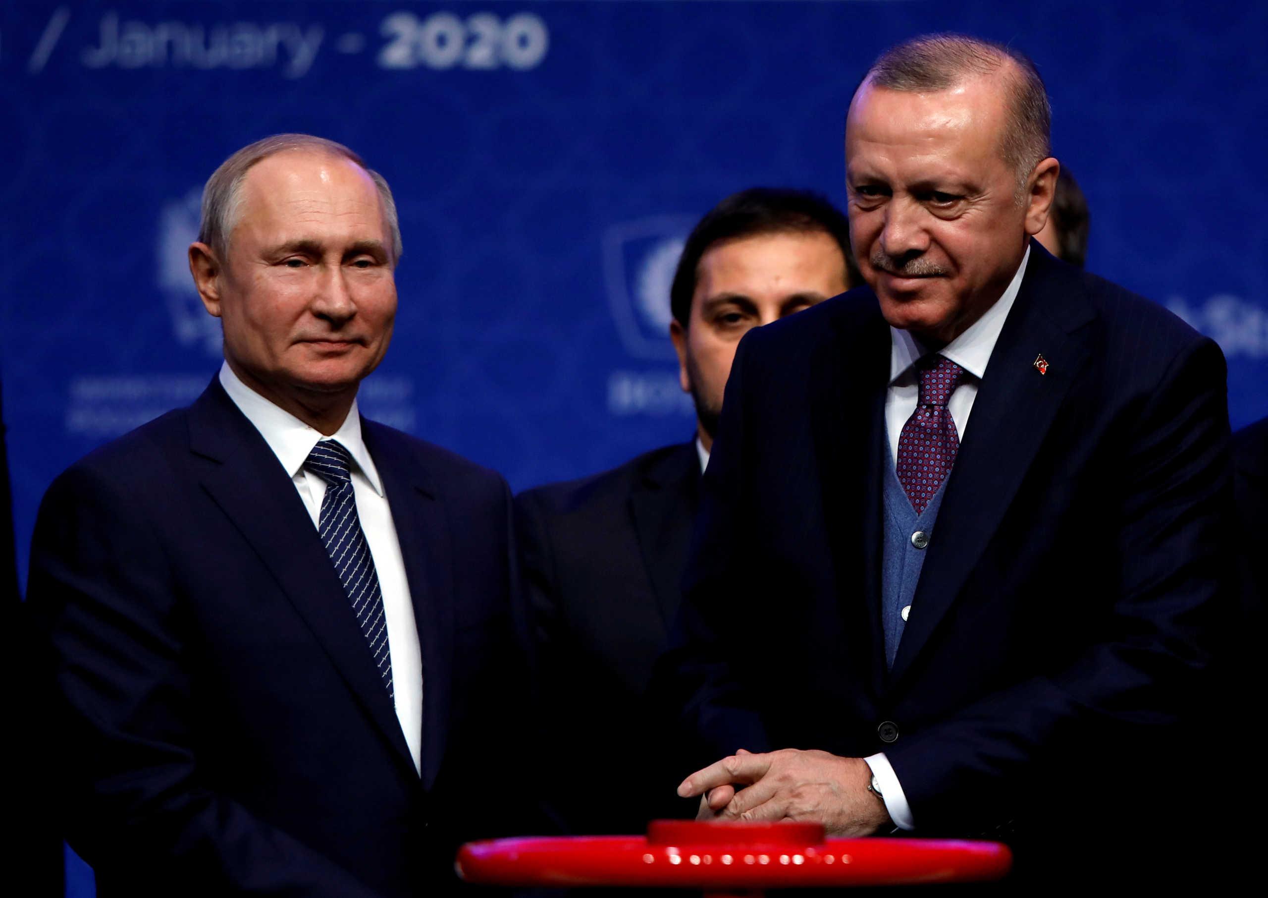 Συνάντηση Πούτιν με Ερντογάν για τη Συρία! Στόχος η εκεχειρία στο Ιντλίμπ