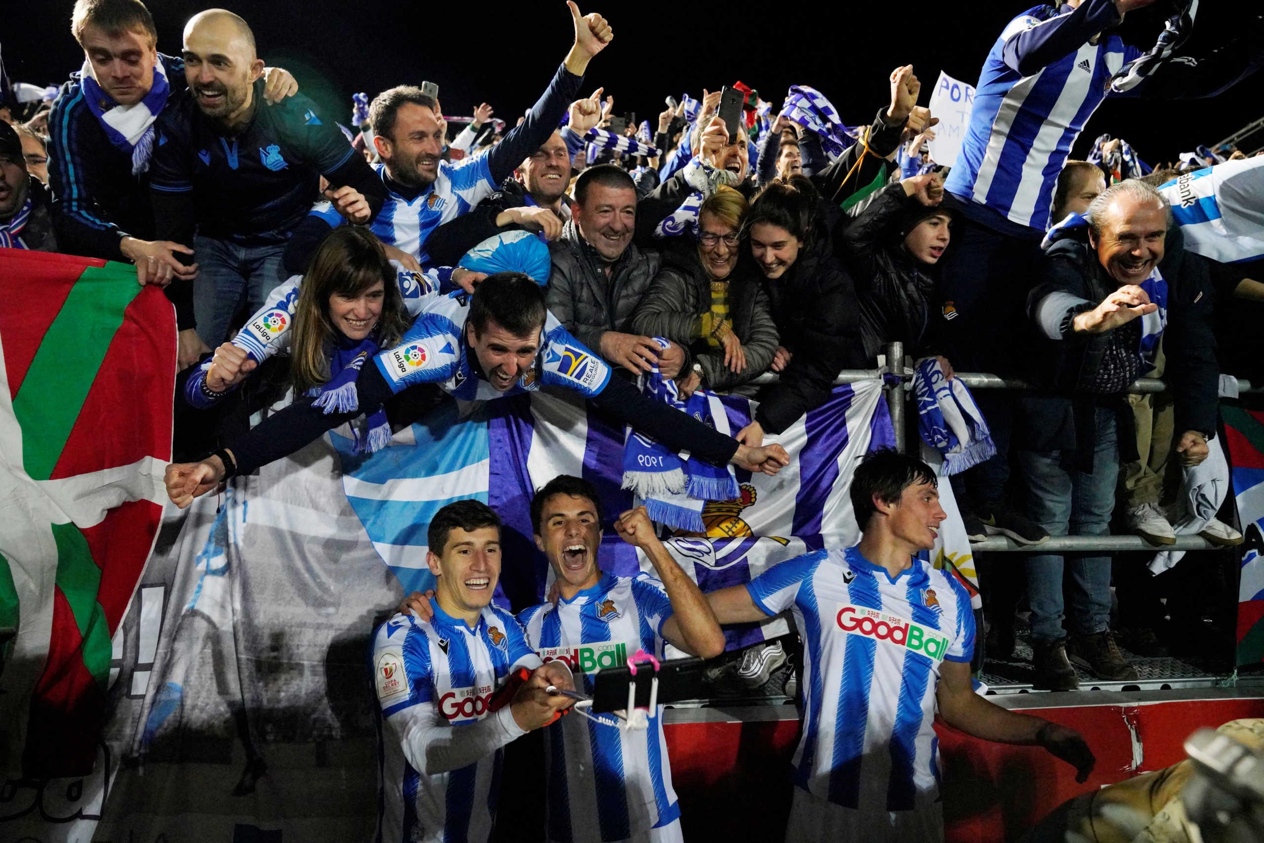 Κύπελλο Ισπανίας: Στον τελικό η Ρεάλ Σοσιεδάδ! video