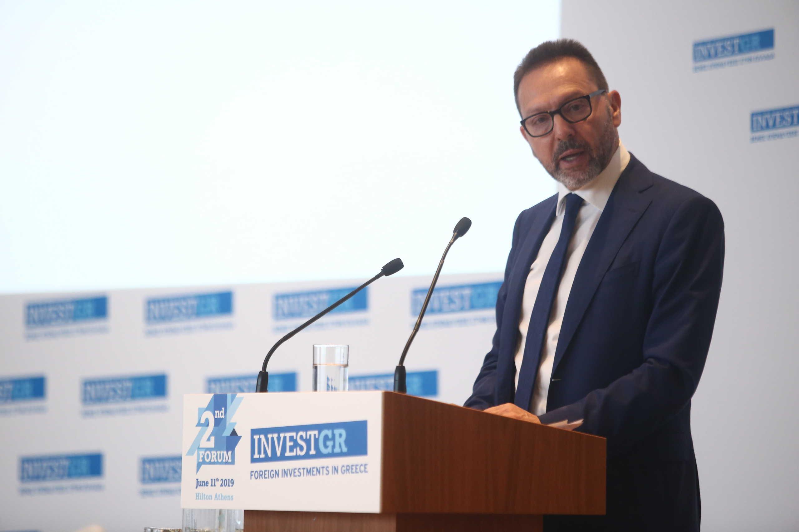 Ο Στουρνάρας προβλέπει μηδενικό ρυθμό ανάπτυξης το 2020