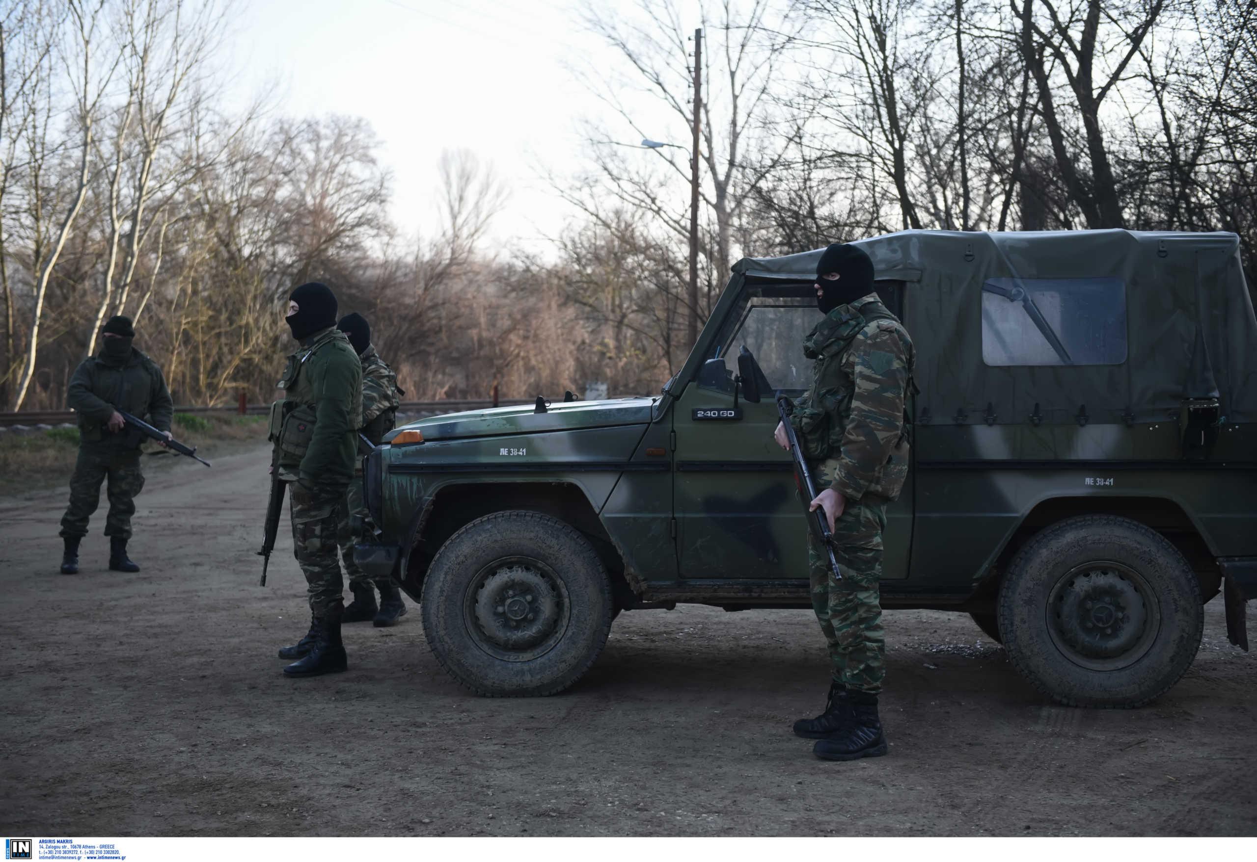 Έβρος: Επιτήδειοι δηλώνουν ότι μαζεύουν χρήματα για τους στρατιώτες στα σύνορα