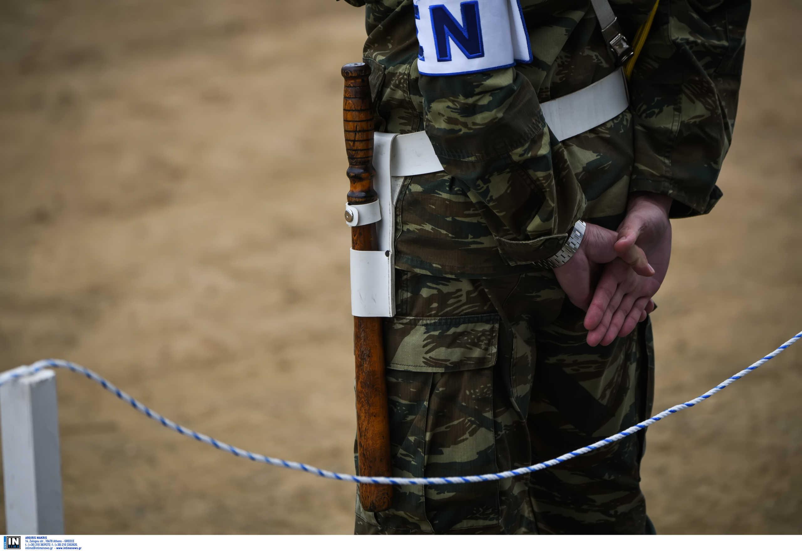 25η Μαρτίου: Οι εικόνες που δεν θα ξεχάσει κανείς στην Κοζάνη! Οι στρατονόμοι σήκωσαν ψηλά την ελληνική σημαία (Βίντεο)