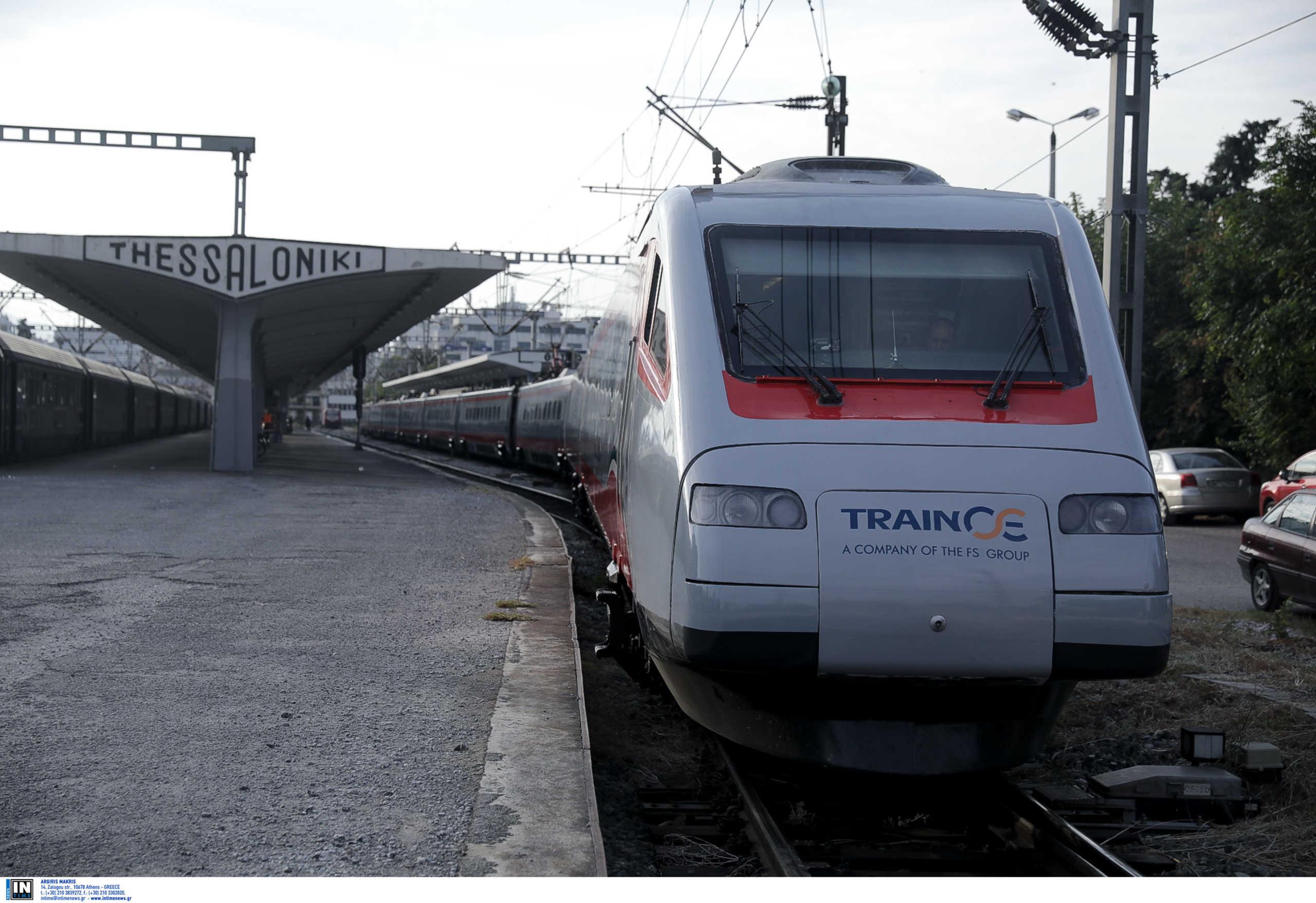 Διευθύνων σύμβουλος ΤΡΑΙΝΟΣΕ: Έξι οχήματα στη Θεσσαλονίκη για τυχόν μεταφορά ασθενών με κορονοϊό