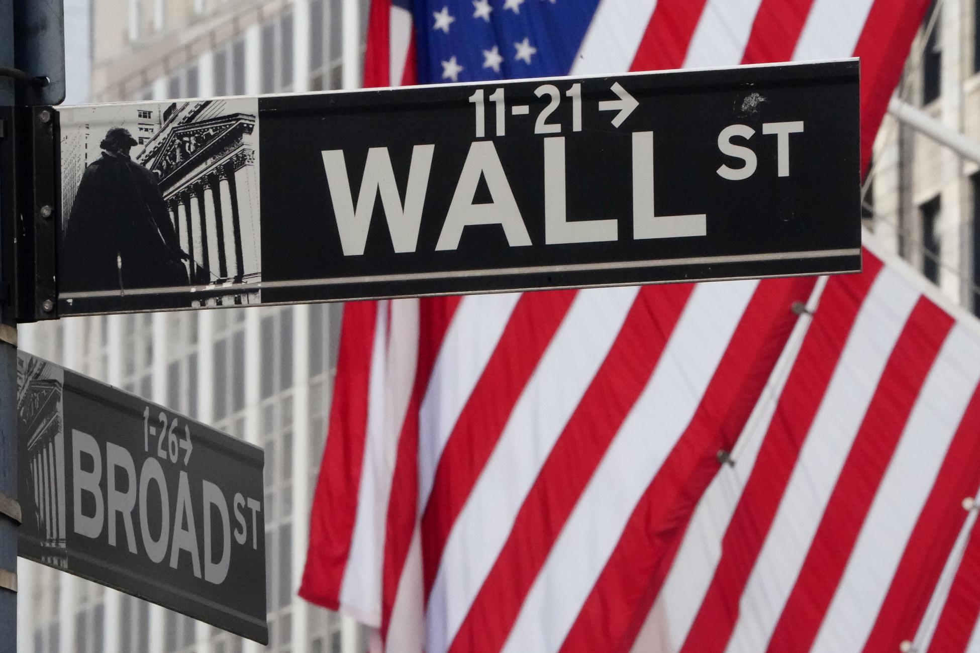 άνοδος - Wall Street