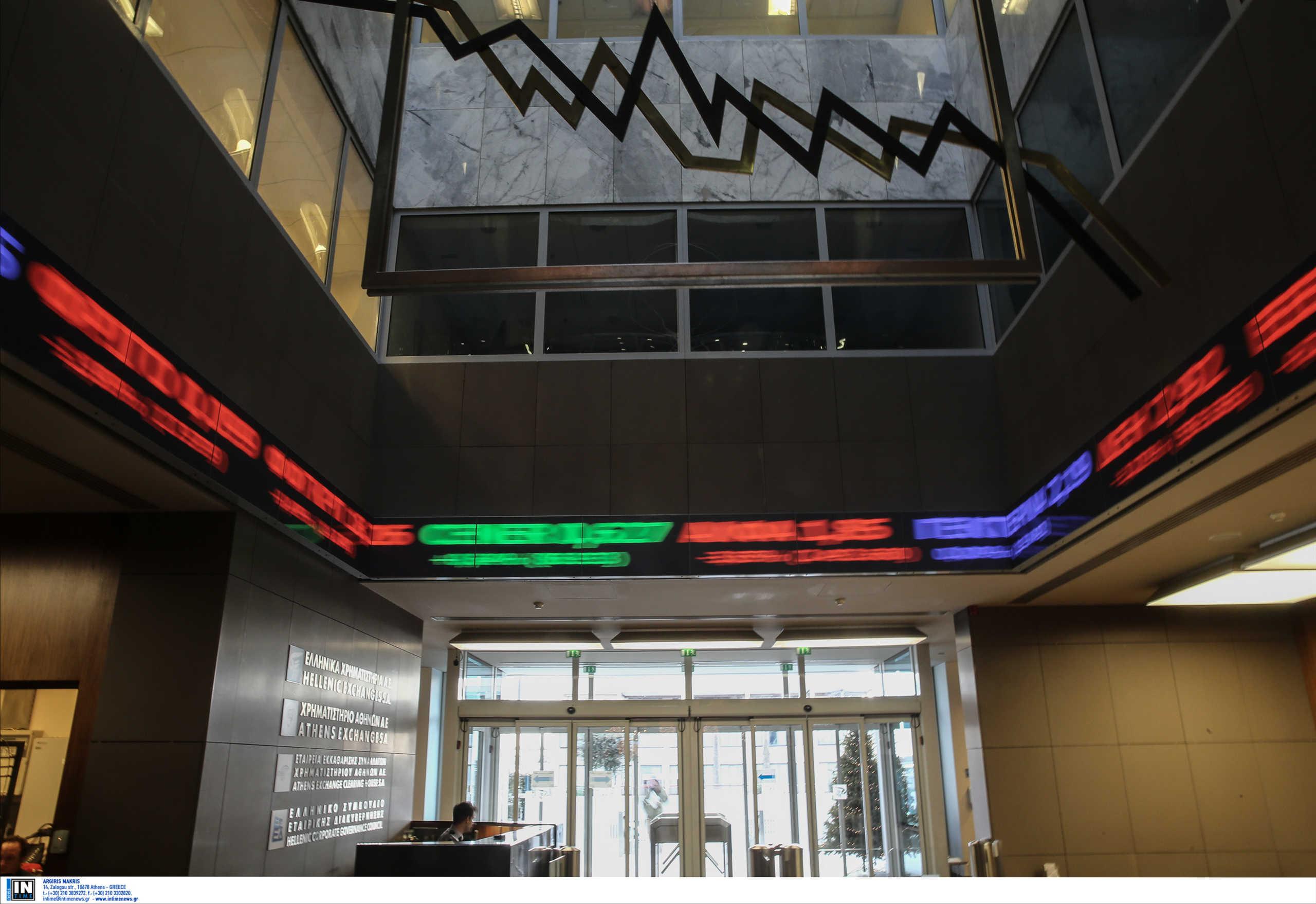Χρηματιστήριο: Άνοδος 1,38% , στα 48,20 εκατ. ευρώ ο τζίρος