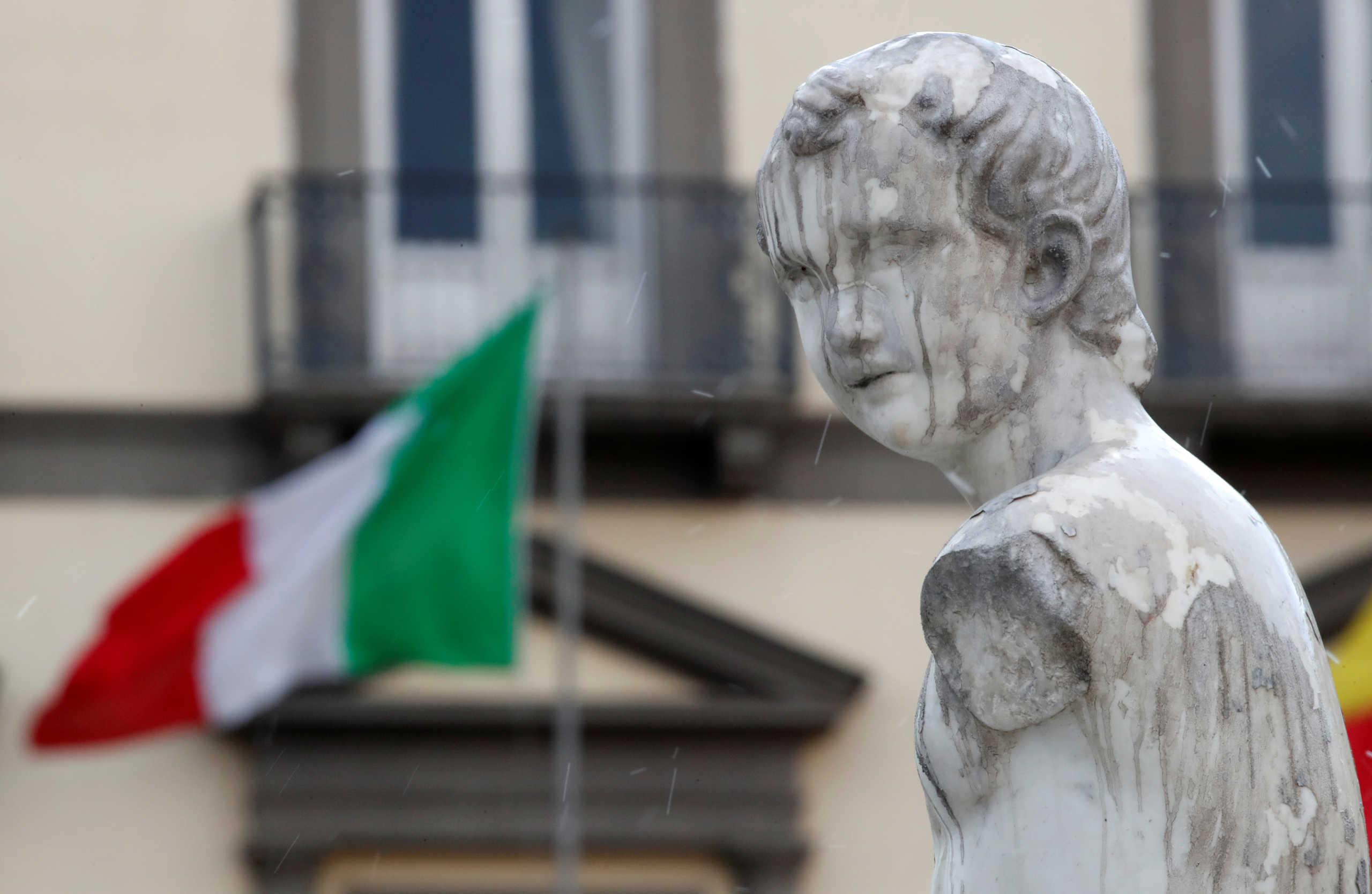 Ιταλία -κορονοϊός - ενίσχυση επιχειρήσεων