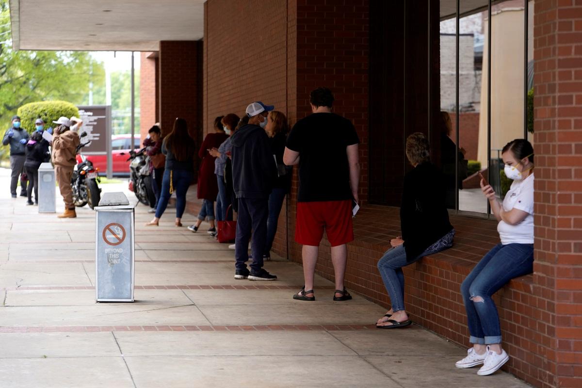 ΗΠΑ ανεργία