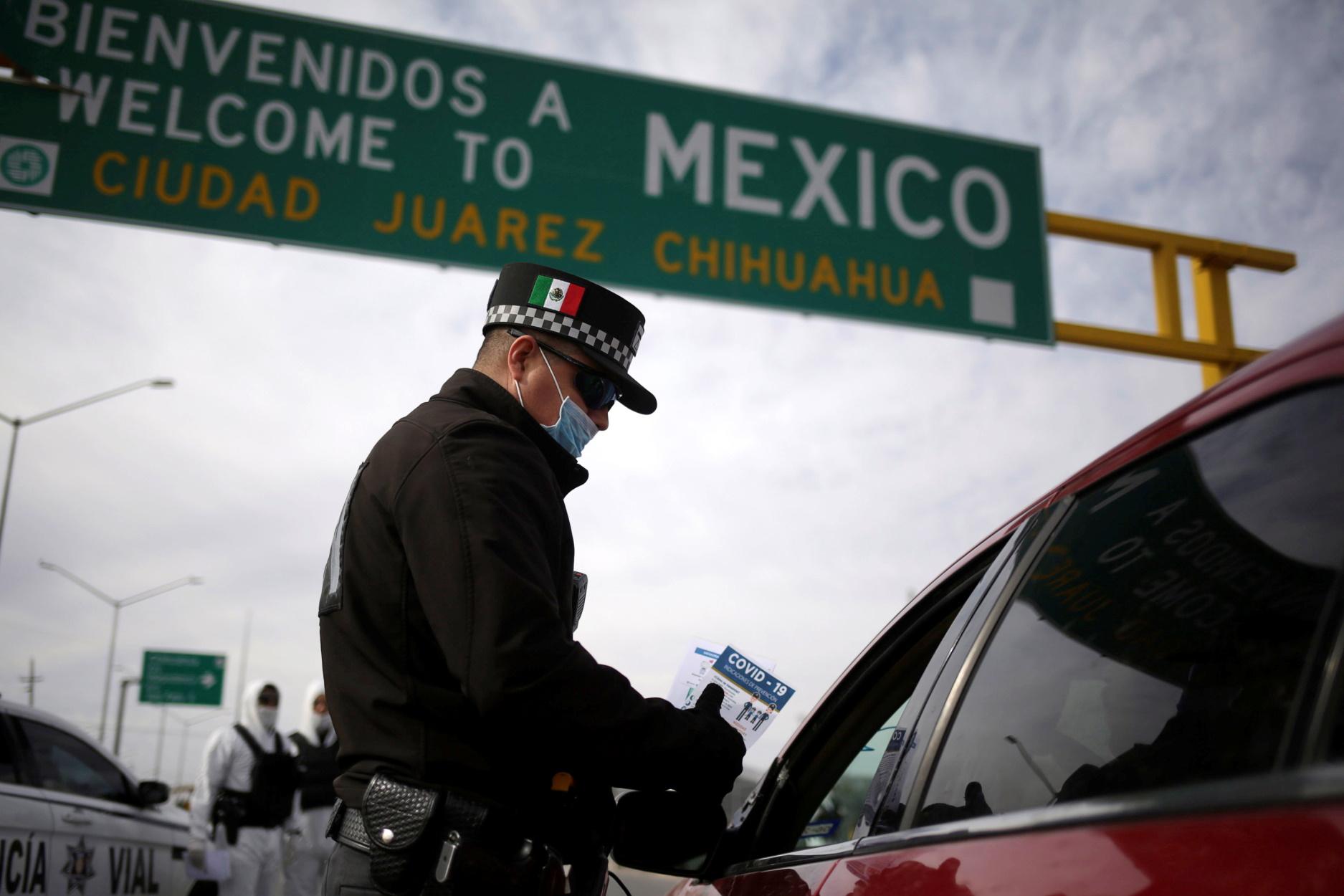 Κορονοϊός: Άλλοι 33 θάνατοι στο Μεξικό, 23 σύνολο στην Ονδούρα