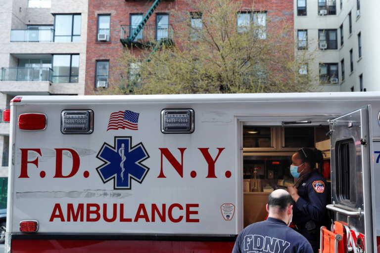 ΗΠΑ: Κάτω από 40.000 κρούσματα κορονοϊού σε ένα 24ωρο για πρώτη φορά μετά από 5 μήνες