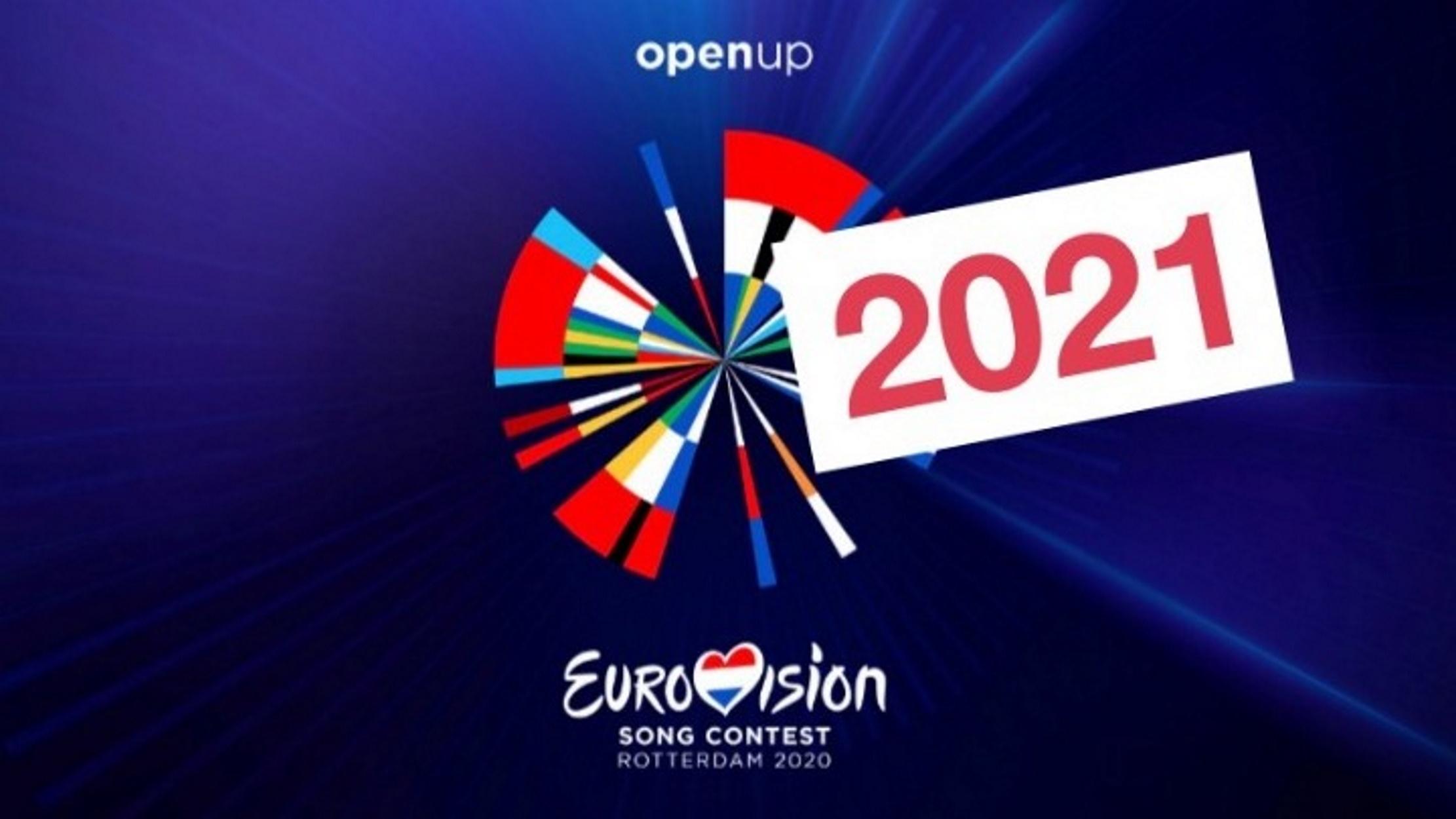 Στο Ρότερνταμ η Eurovision του 2021