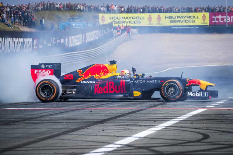 Αθλητικές μεταδόσεις με Formula 1 (9/8)