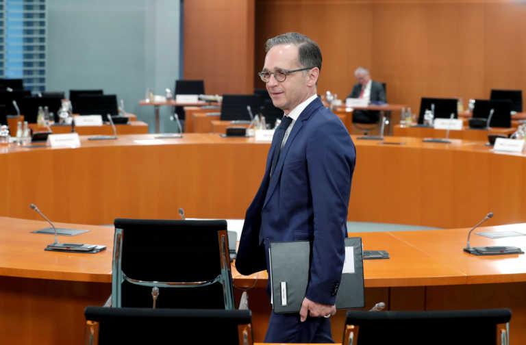 Γερμανός ΥΠΕΞ: Κανένα νόημα οι διακοπές σε άλλη χώρα αν πρέπει να μπεις 14 ημέρες σε καραντίνα