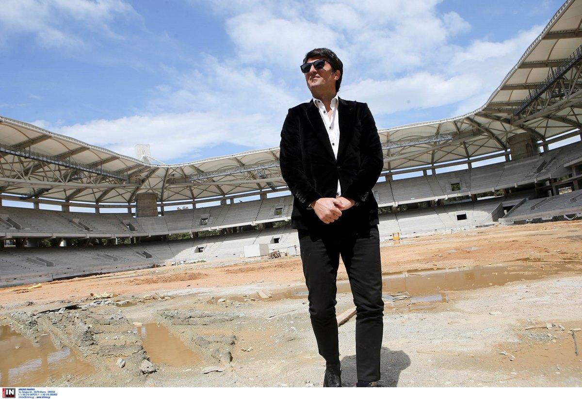 ΑΕΚ: Ο τελευταίος σκόρερ του «Νίκος Γκούμας» μπήκε στην «Αγιά – Σοφιά» (pics)