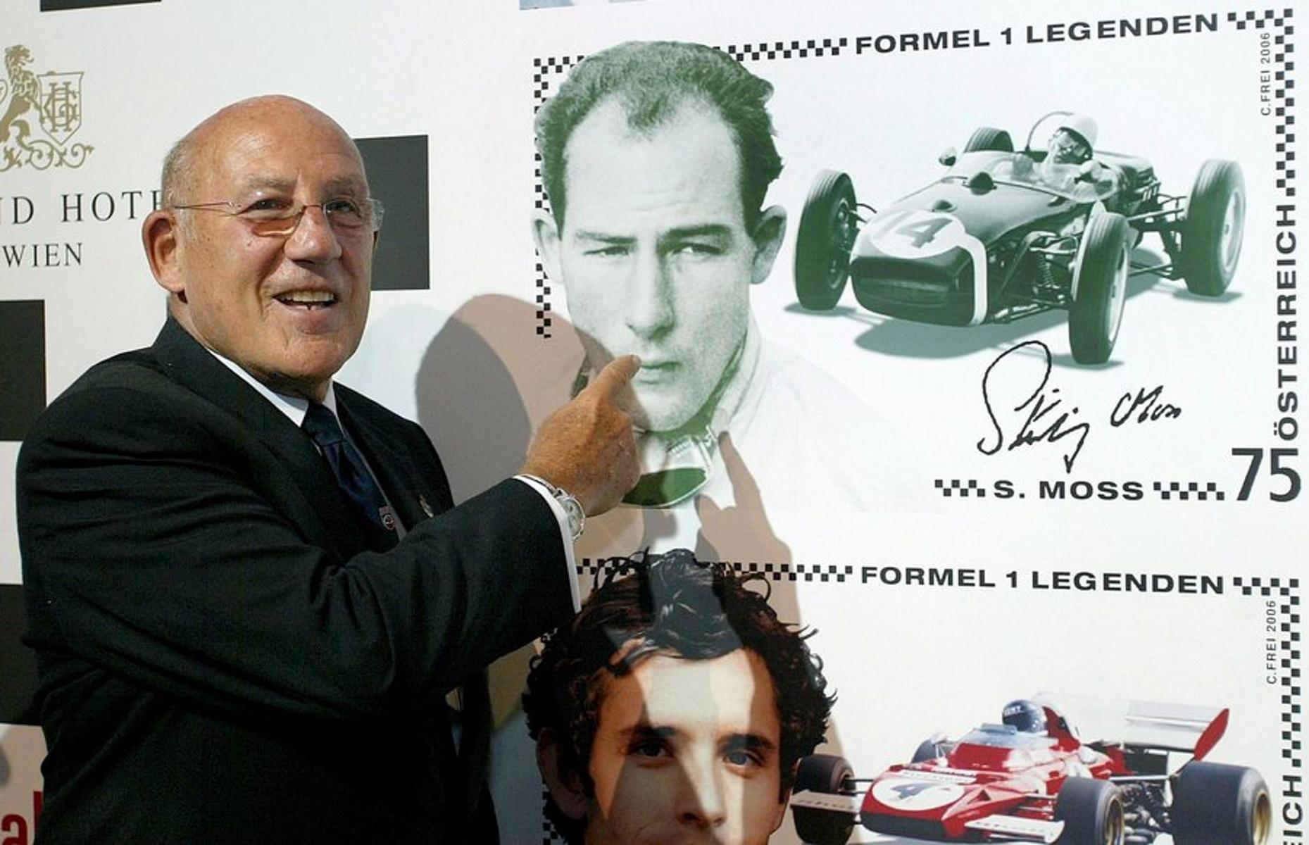 """Πέθανε ο """"θρύλος"""" της Formula 1 Στέρλινγκ Μος"""