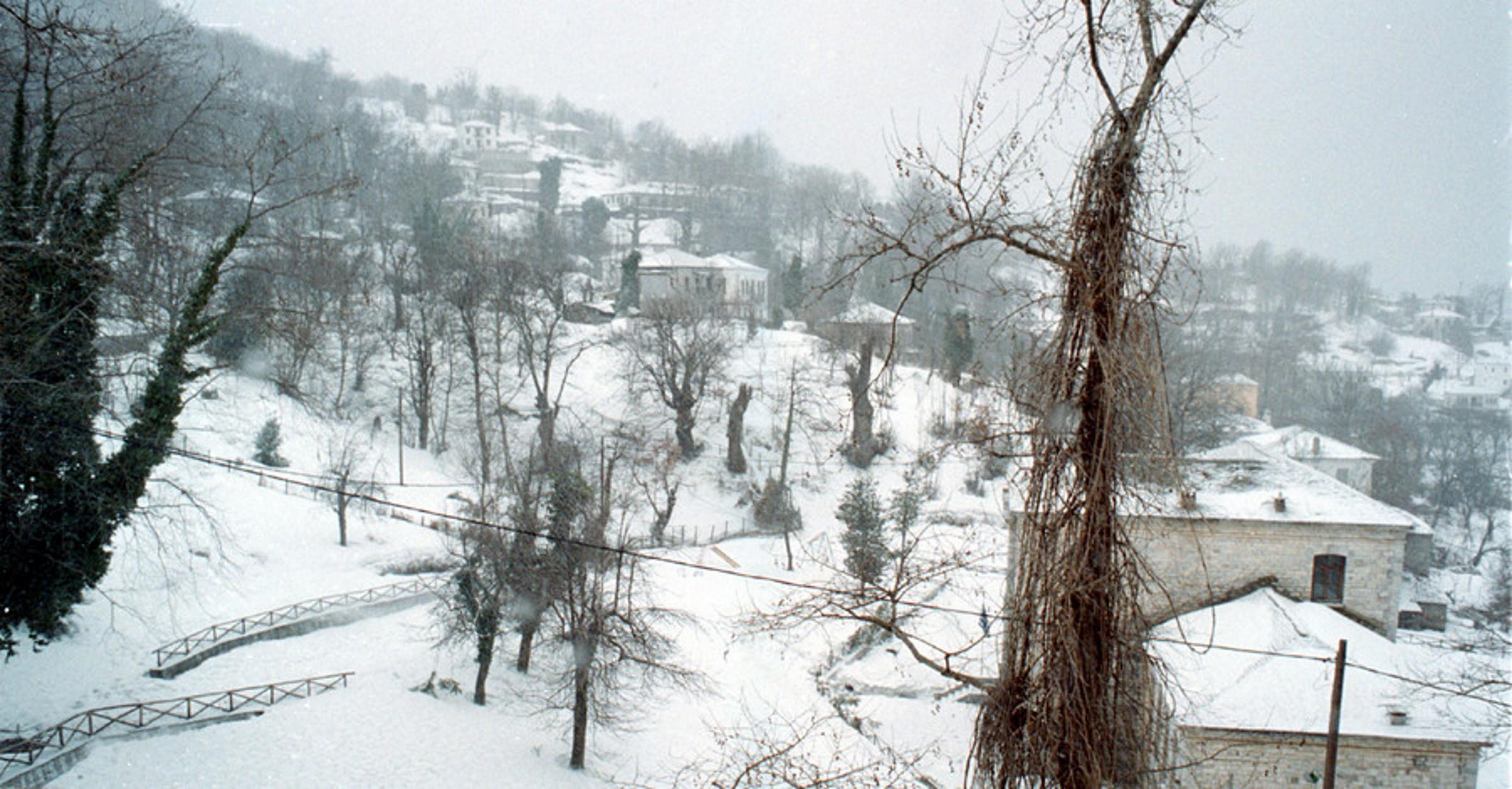 Καιρός – Μαγνησία: Προβλήματα σε Βόλο και Πήλιο – Έπεσε η θερμοκρασία στους – 9 βαθμούς Κελσίου