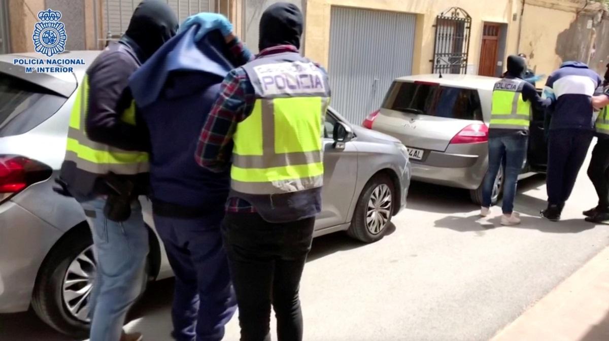 Ισπανία σύλληψη