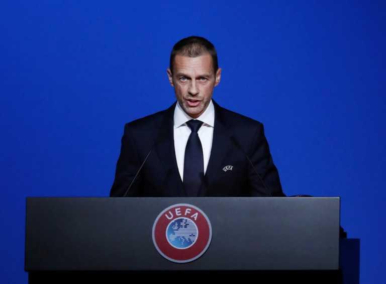 «Ανοιγμα» της UEFA στις 12 ομάδες: «Όλοι κάνουν λάθη, υπάρχει χρόνος να αλλάξετε άποψη»