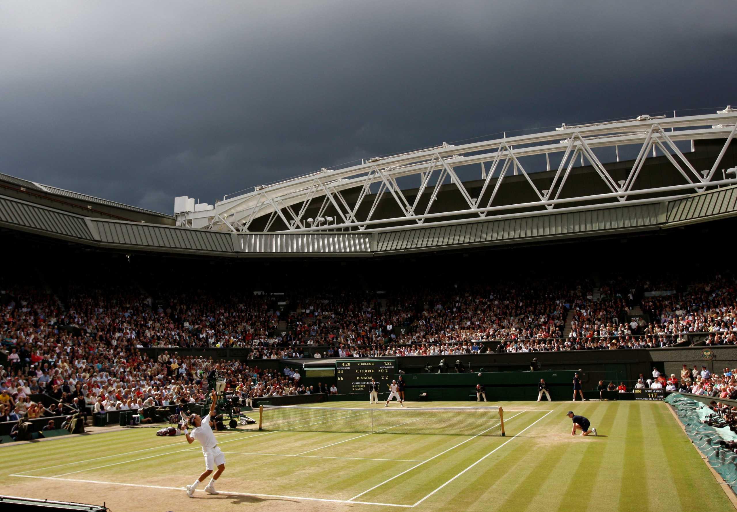 Γουίμπλεντον: 9 πράγματα που δεν γνωρίζατε για το πιο θρυλικό τουρνουά τένις