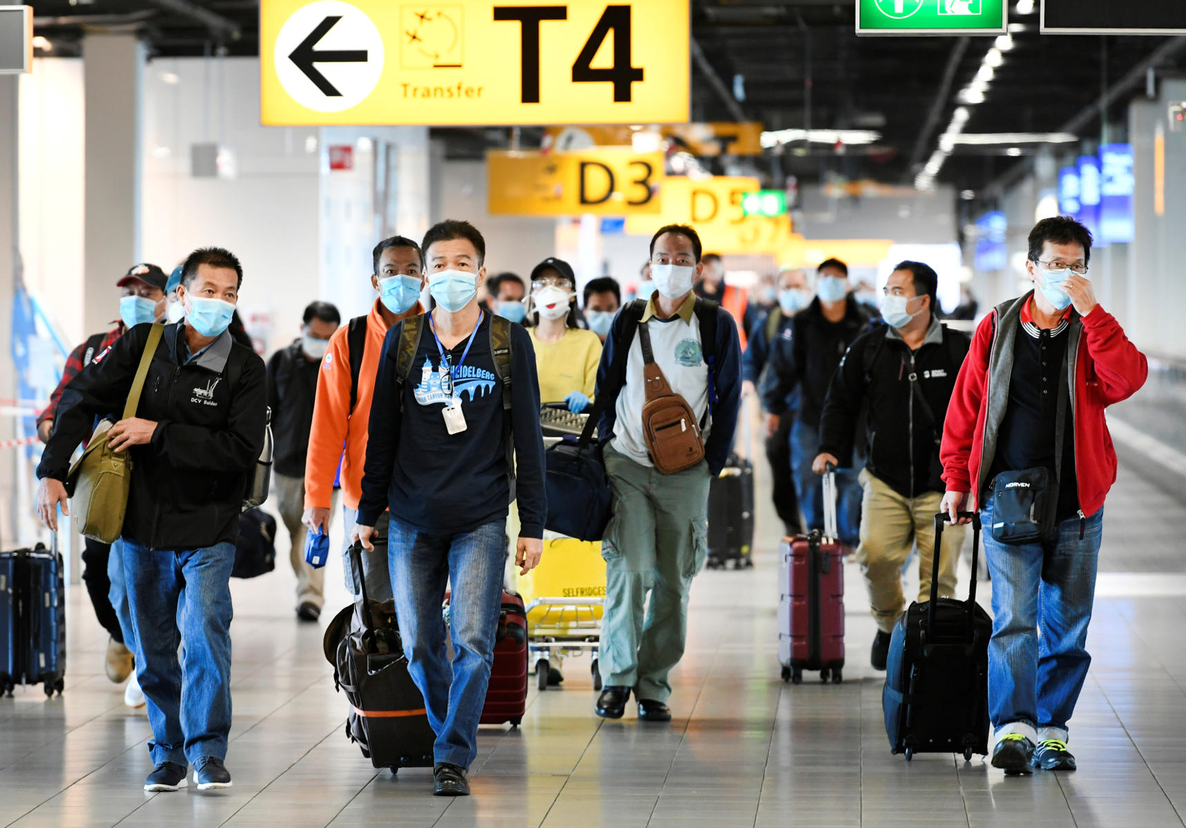 Κορονοϊός: «Πλήρης» ταξιδιωτική οδηγία για άλλες τέσσερις χώρες από την Αυστρία