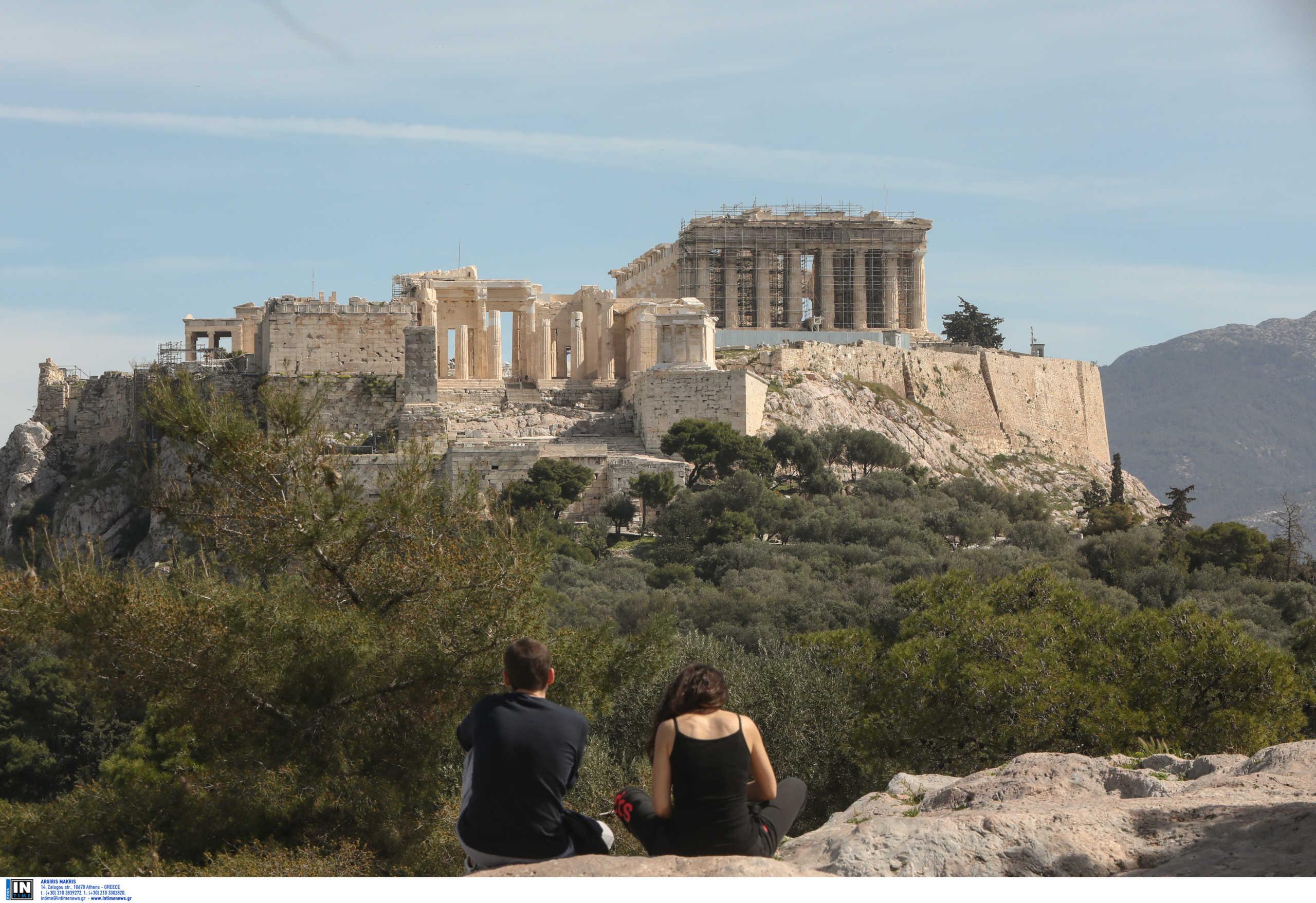 Κορονοϊός: Η απαγόρευση κυκλοφορίας μείωσε την ατμοσφαιρική ρύπανση στην Αθήνα