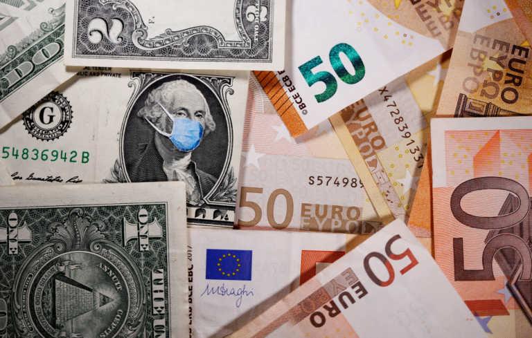 Κορονοϊός: Ακτινογραφία στο ευρώ! Κέρματα ή χαρτονομίσματα τον μεταδίδουν πιο εύκολα;