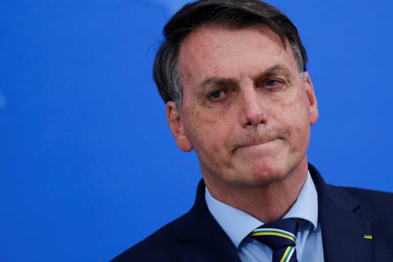 Βραζιλία: Ο Μπολσονάρο