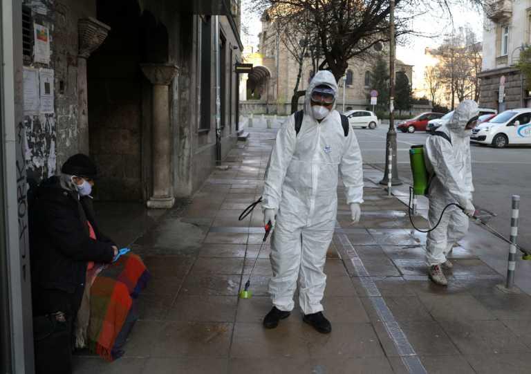 Βουλγαρία: Υποχρεωτική πλέον η χρήση μάσκας