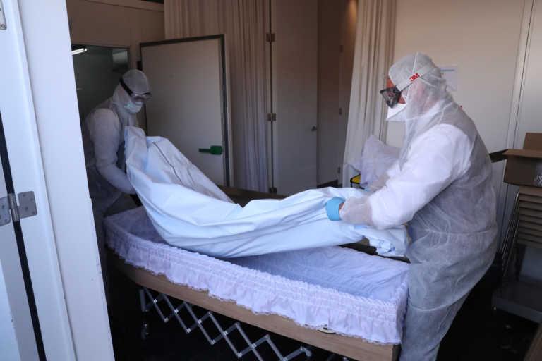Κορονοϊός: Τραγικός απολογισμός στη Γαλλία – 1.438 νεκροί σε ένα 24ωρο