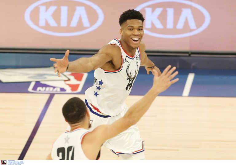 All Star Game: Κανονικά η γιορτή του NBA παρά τον κορονοϊό