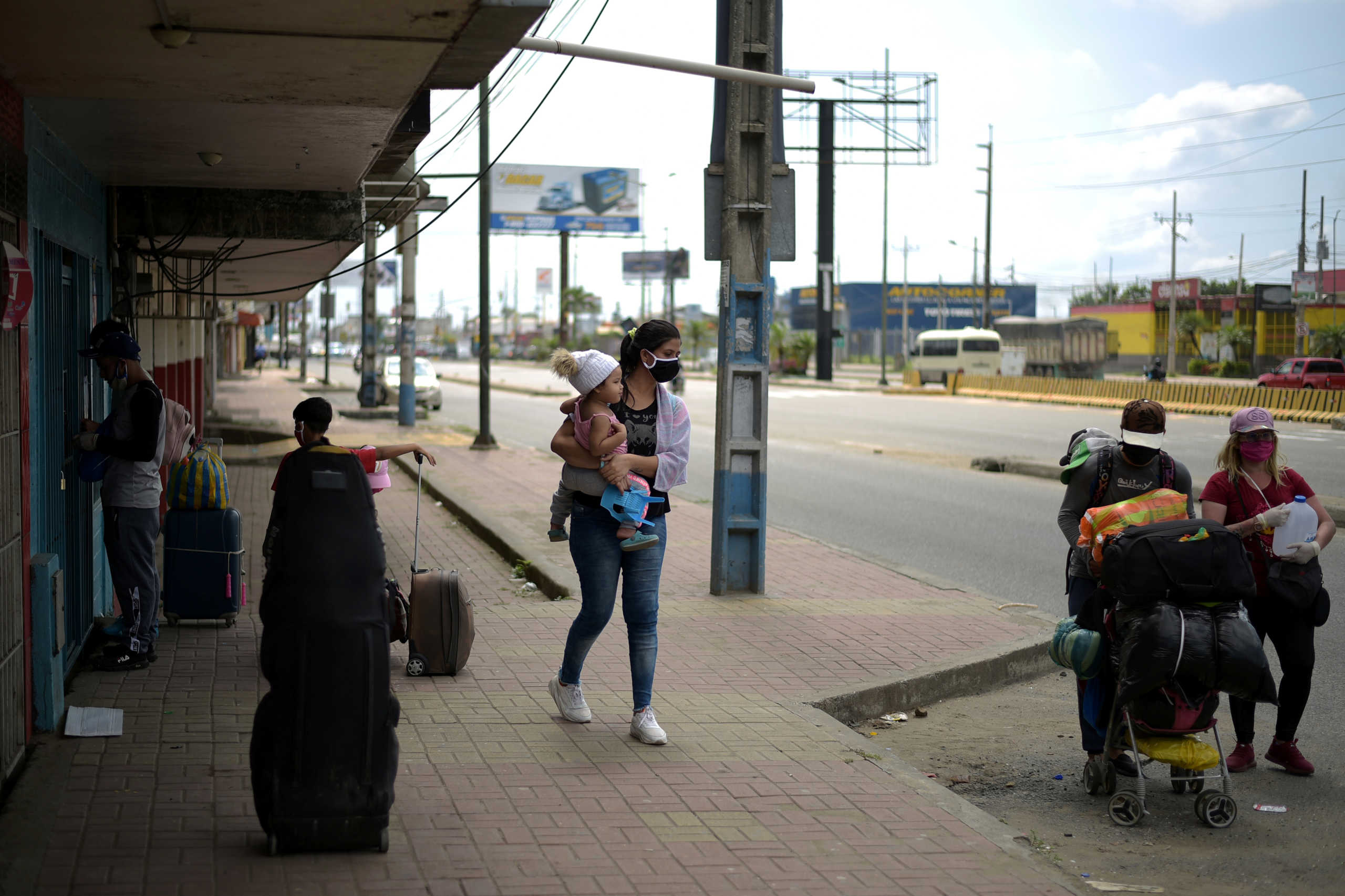 Κορονοϊός: Πάνω από 10.000 κρούσματα στο Εκουαδόρ, ακόμα 10 νεκροί στον Παναμά