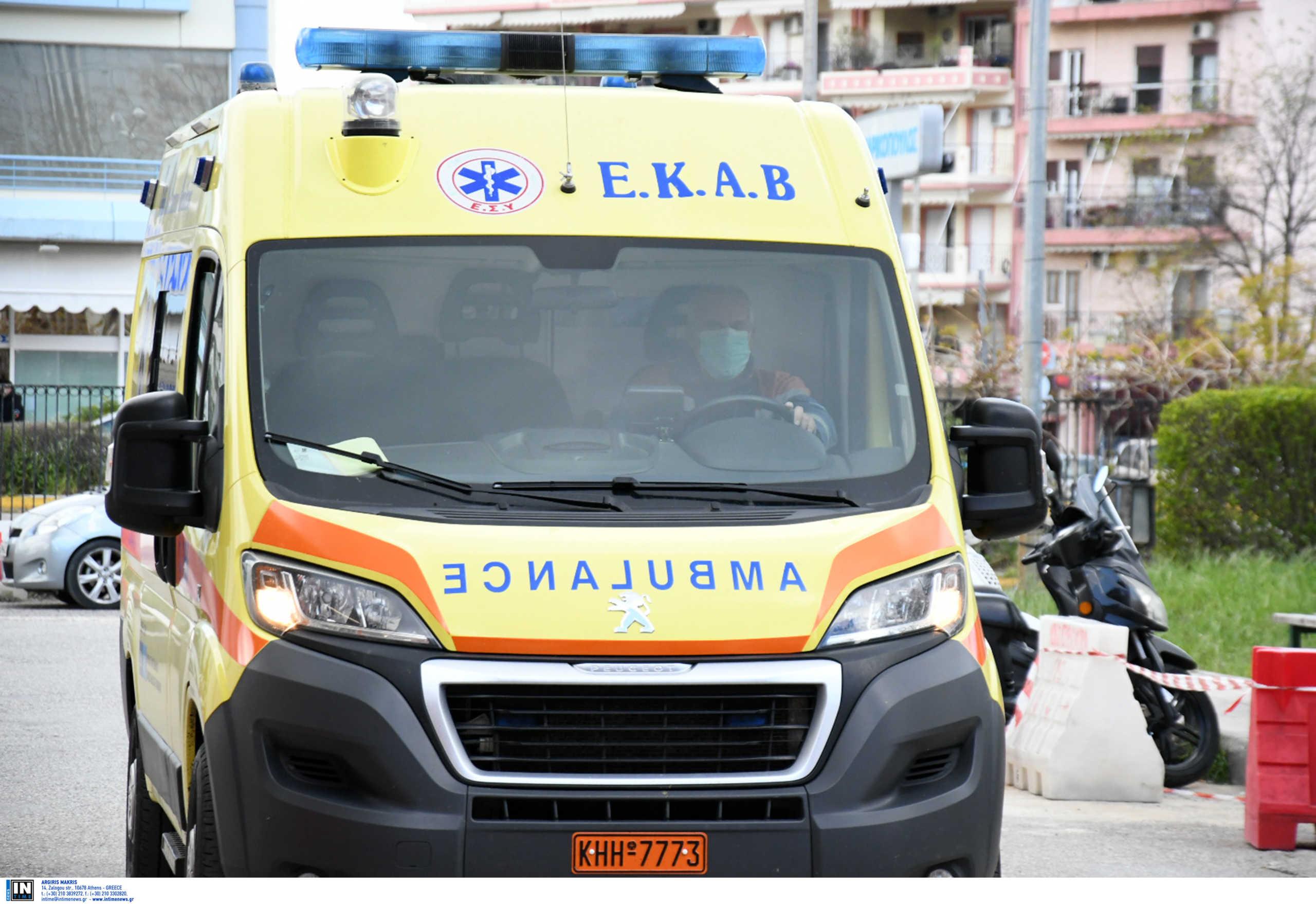 Μουζάκι: Έσκασε φιάλη προπανίου και τραυματίστηκε ιερέας