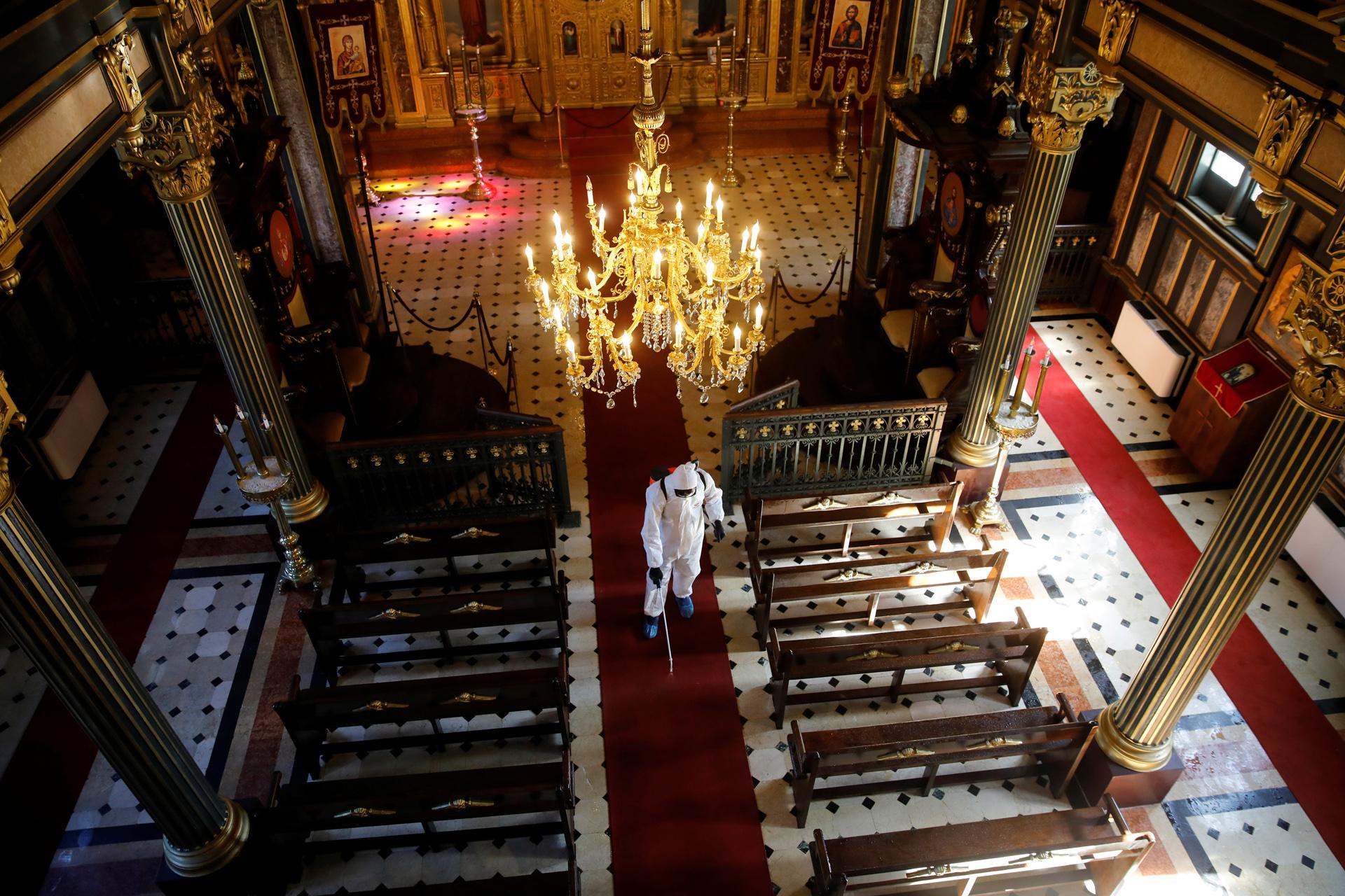 Σχέδια για την επόμενη μέρα με τη βοήθεια… της Εκκλησίας – Καθοριστική η Μεγάλη Εβδομάδα