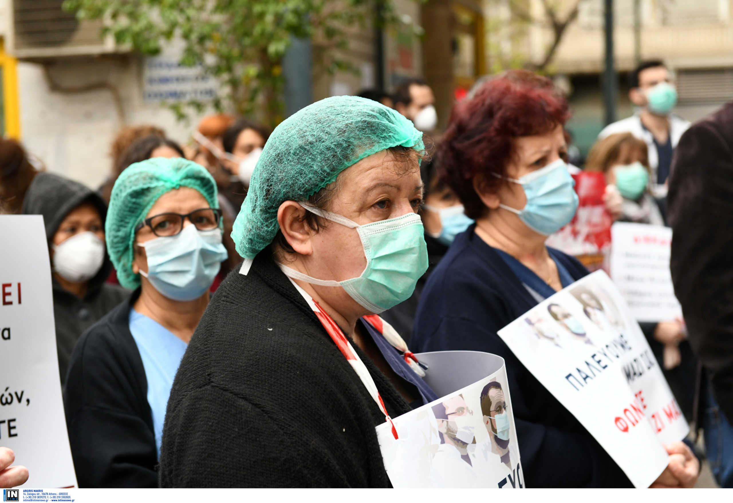 ΣΥΡΙΖΑ: Προσλήψεις και εξοπλισμός στην υγεία τώρα