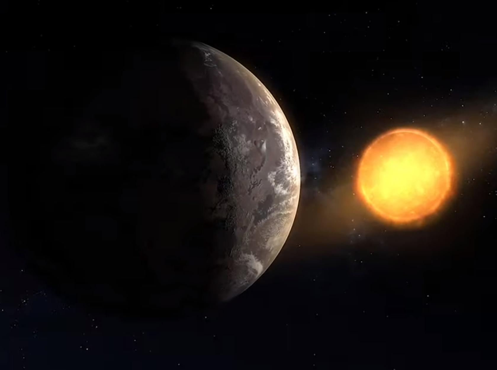 Βρέθηκε εξωπλανήτης ίδιος με την Γη!Ελπίδες για ύπαρξη ζωής (video)