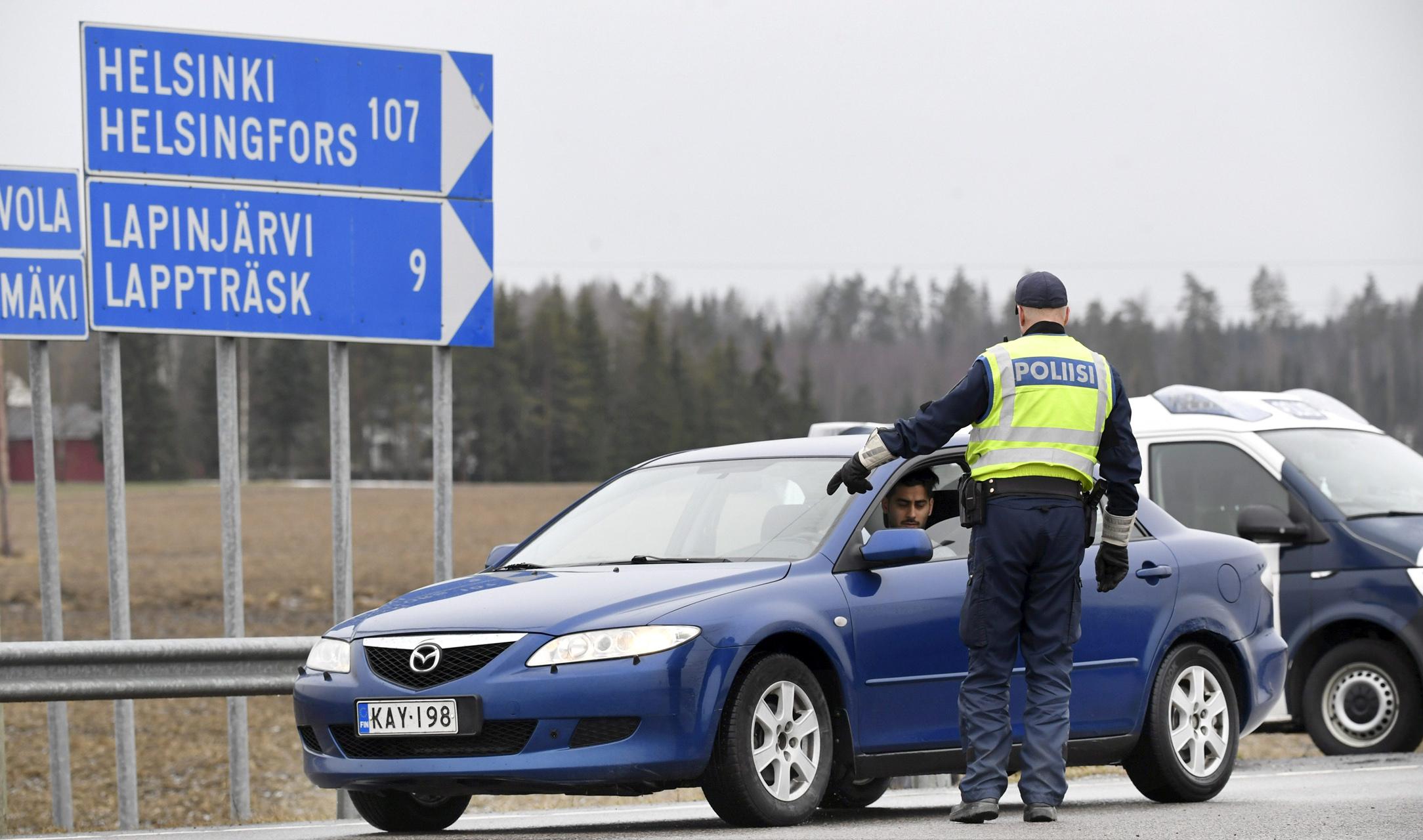 Φινλανδία – Κορονοϊός: Κλείνει τα σύνορα με Ελβετία, Αυστρία, Σλοβενία – Απαγορεύονται οι συναθροίσεις άνω των 20 ατόμων
