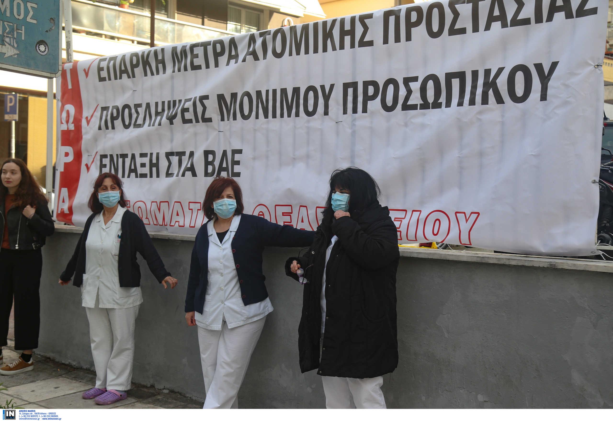 Τσίπρας για γιατρούς: «Χθες ήταν ήρωες και σήμερα τους έστειλαν την αστυνομία»