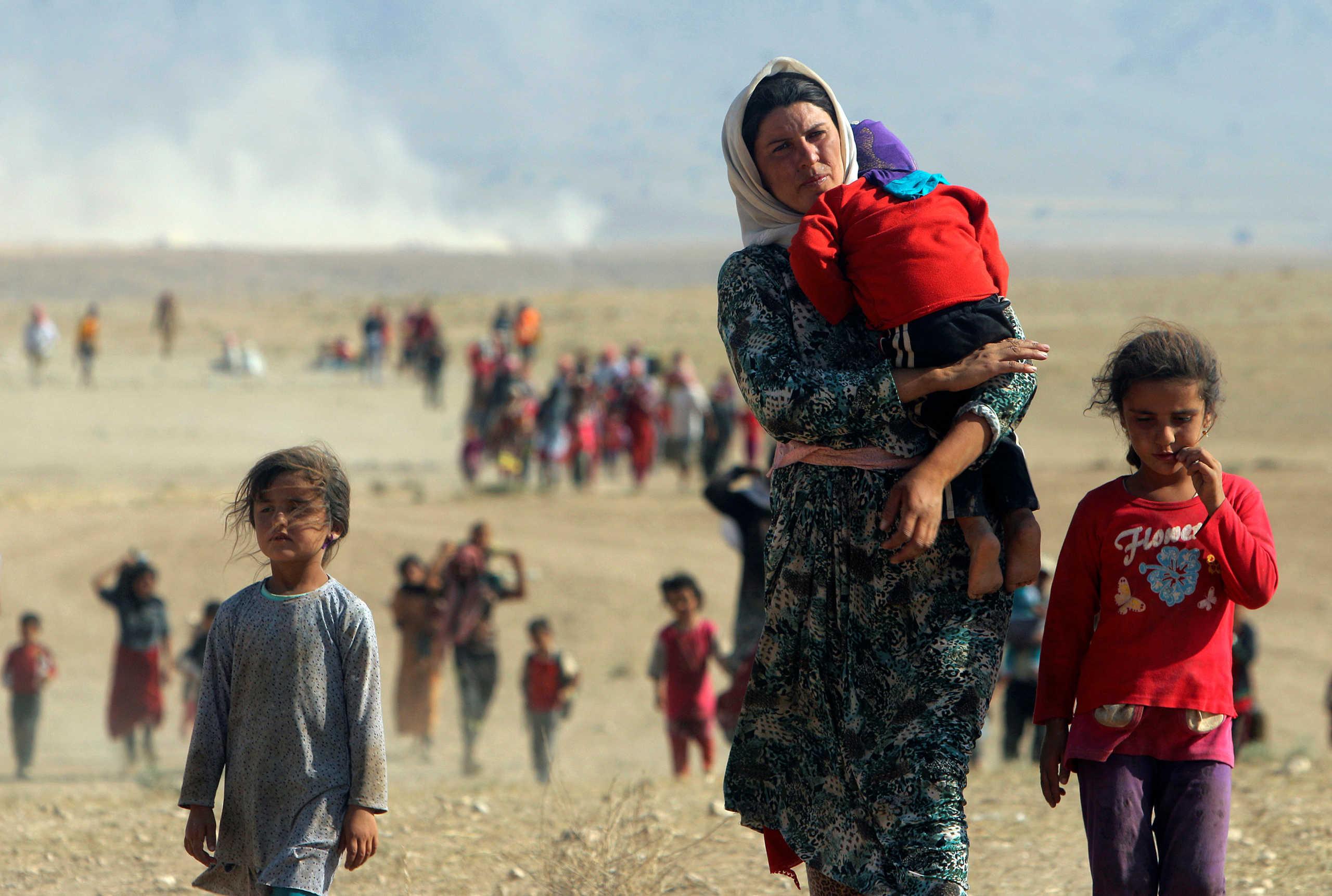 Γερμανία: Ξεκινά δίκη μέλους του ISIS για φρικιαστικά εγκλήματα κατά των Γιαζίντι
