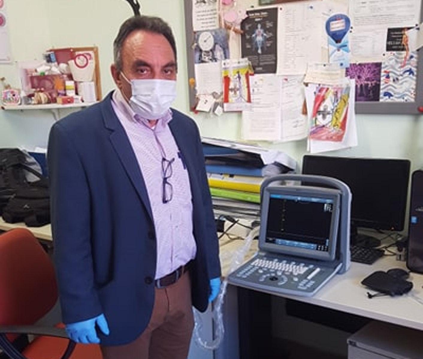 Δωρεά της ΓΣΕΕ στο ΕΣΥ πέντε μονάδων ΜΕΘ και αναπνευστήρες