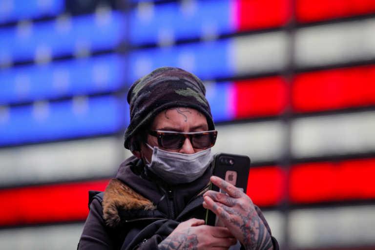 Κορονοϊός: Ανησυχία στη Νέα Υόρκη! Αυξάνεται το ποσοστό θετικότητας